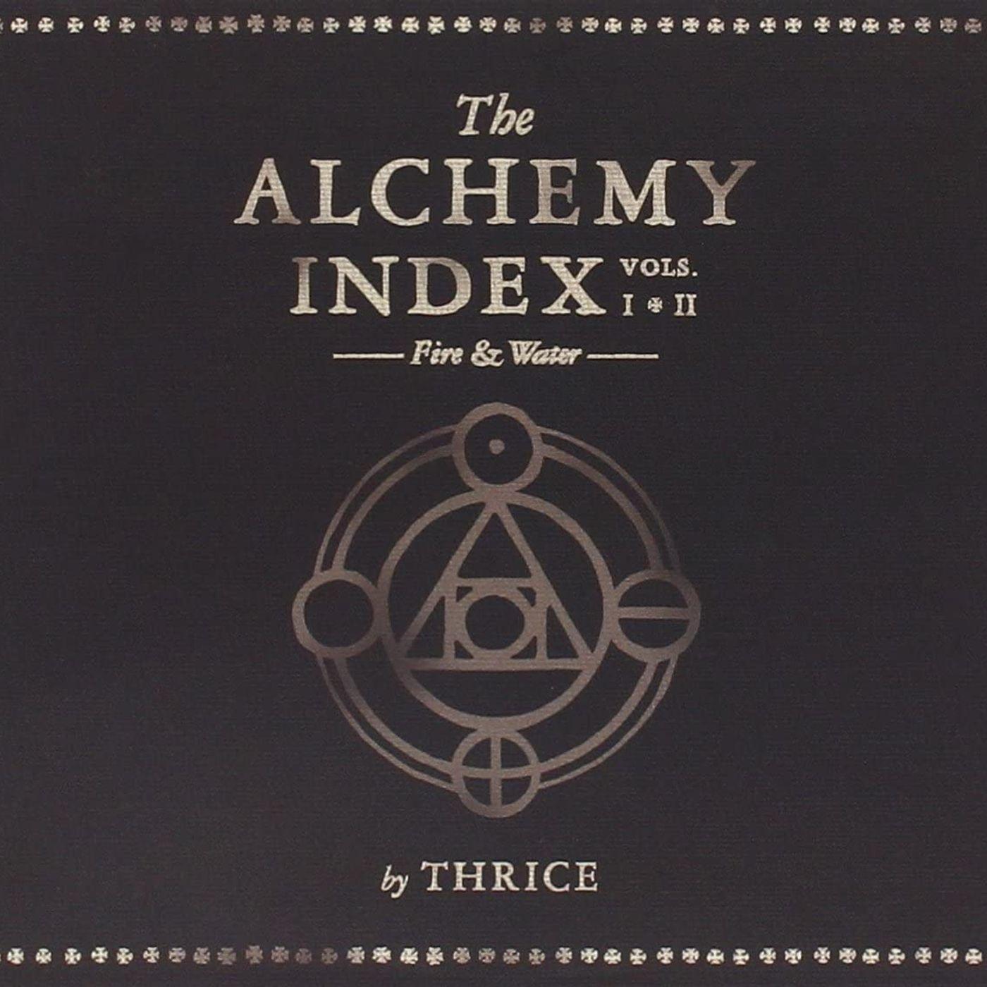 The Alchemy Index: Thrice with Ben Peilow