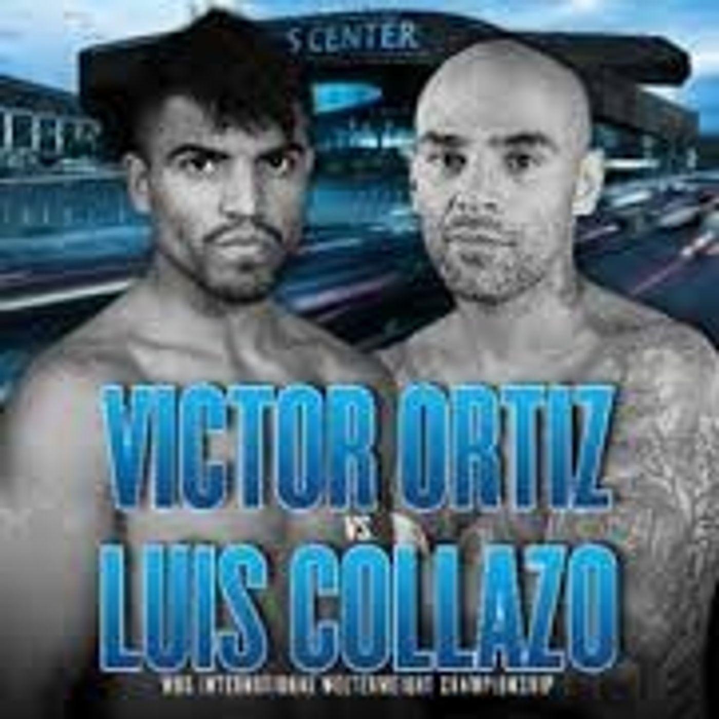 Victor Ortiz vs Luis Collazo - #9