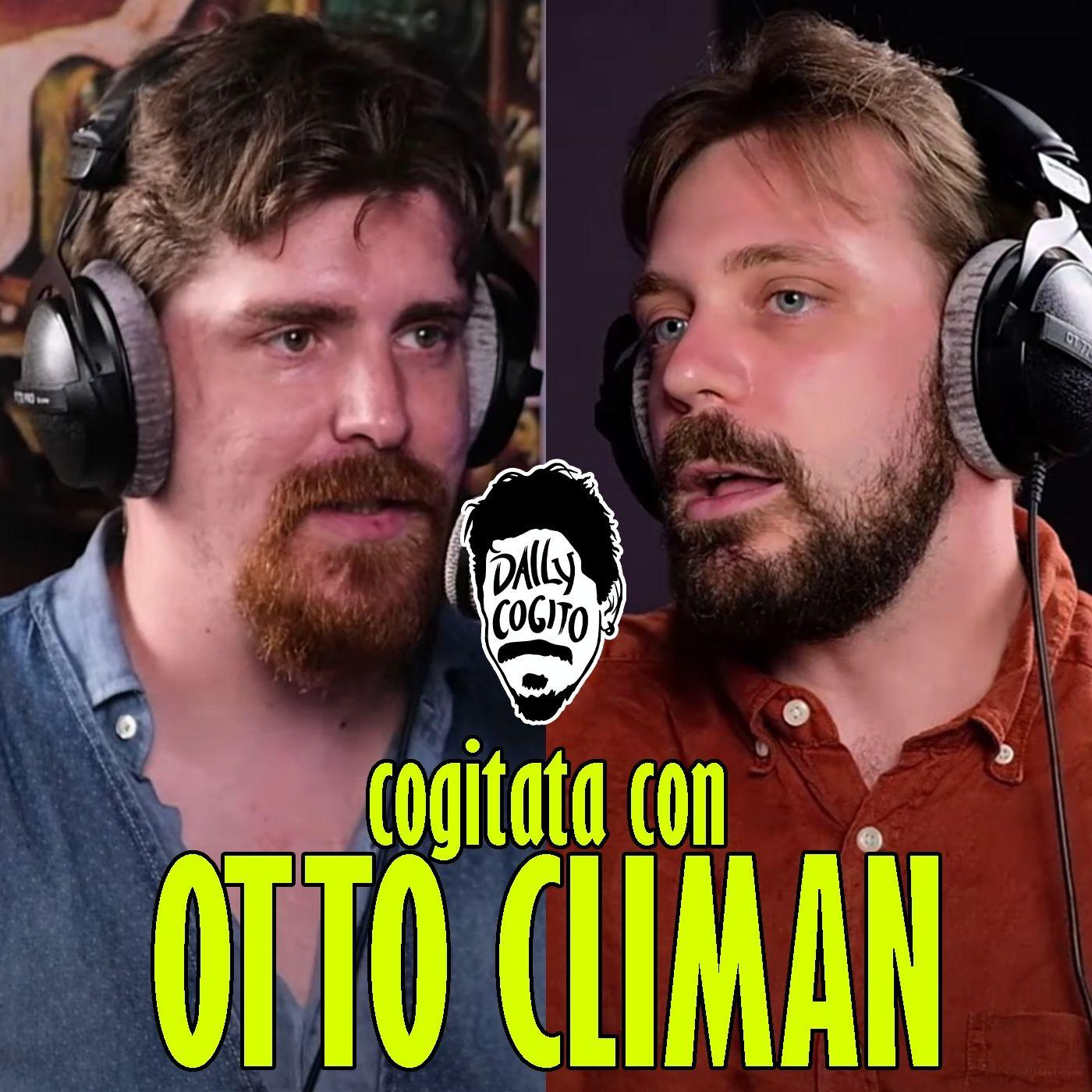 Cogitata con OTTO CLIMAN, influencer tech