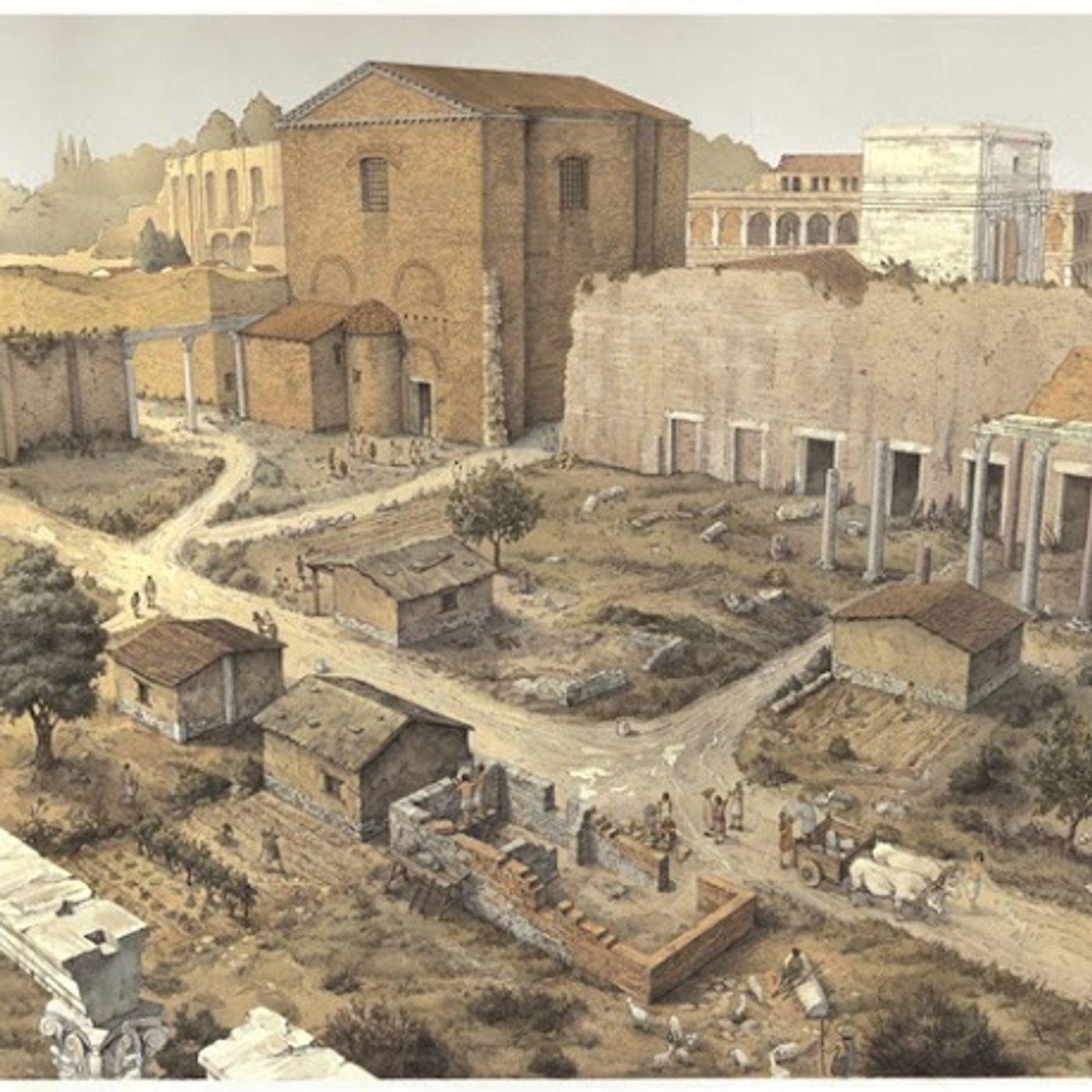 La morte di Roma (544-546), ep. 78