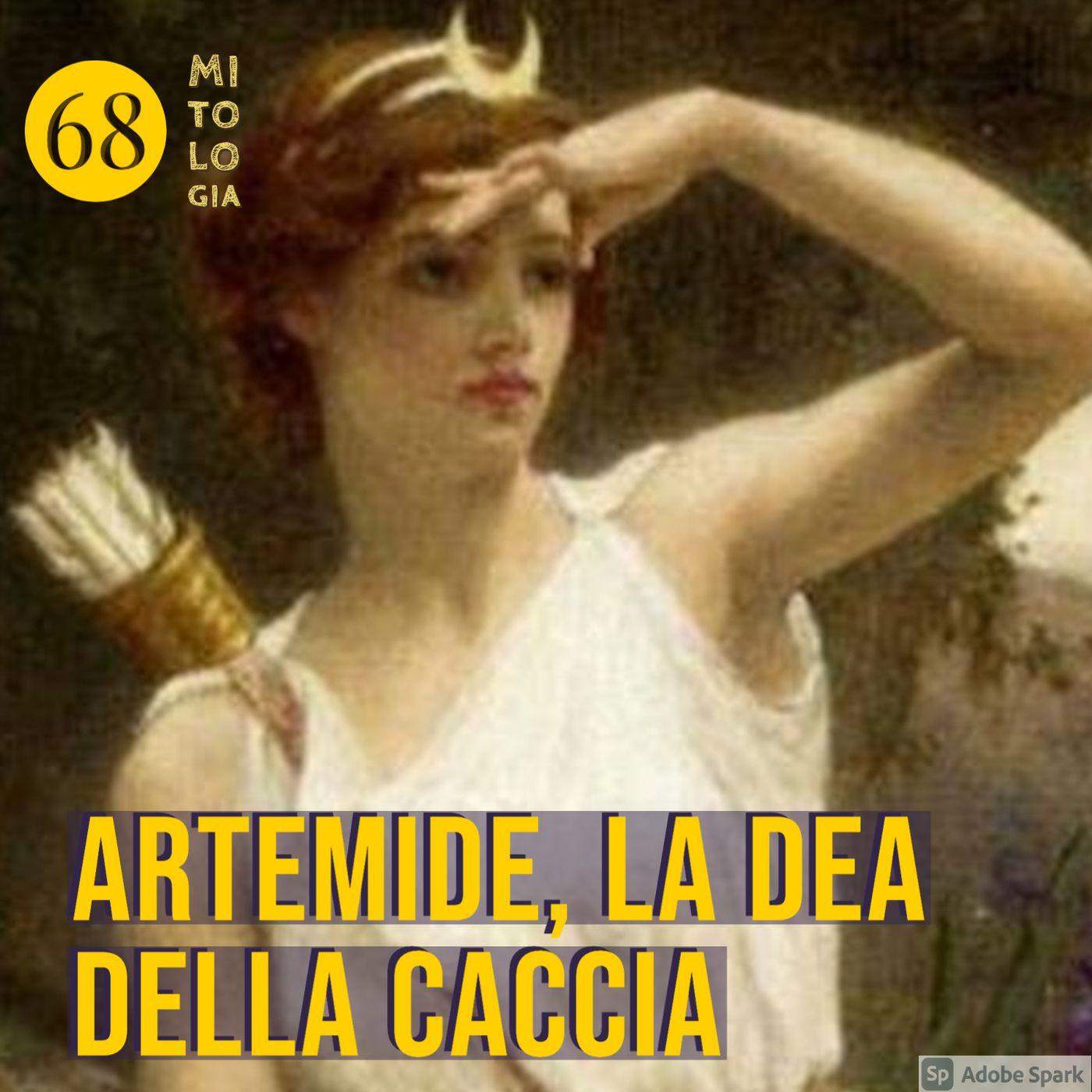 Artemide, la dea della caccia