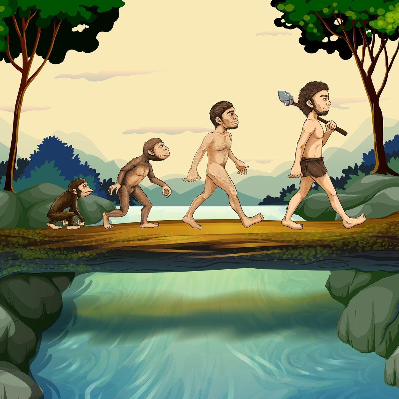 פרק 18: אבולוציה ולאן נעלמו המינים האחרים? – פרונטירז עונה 3