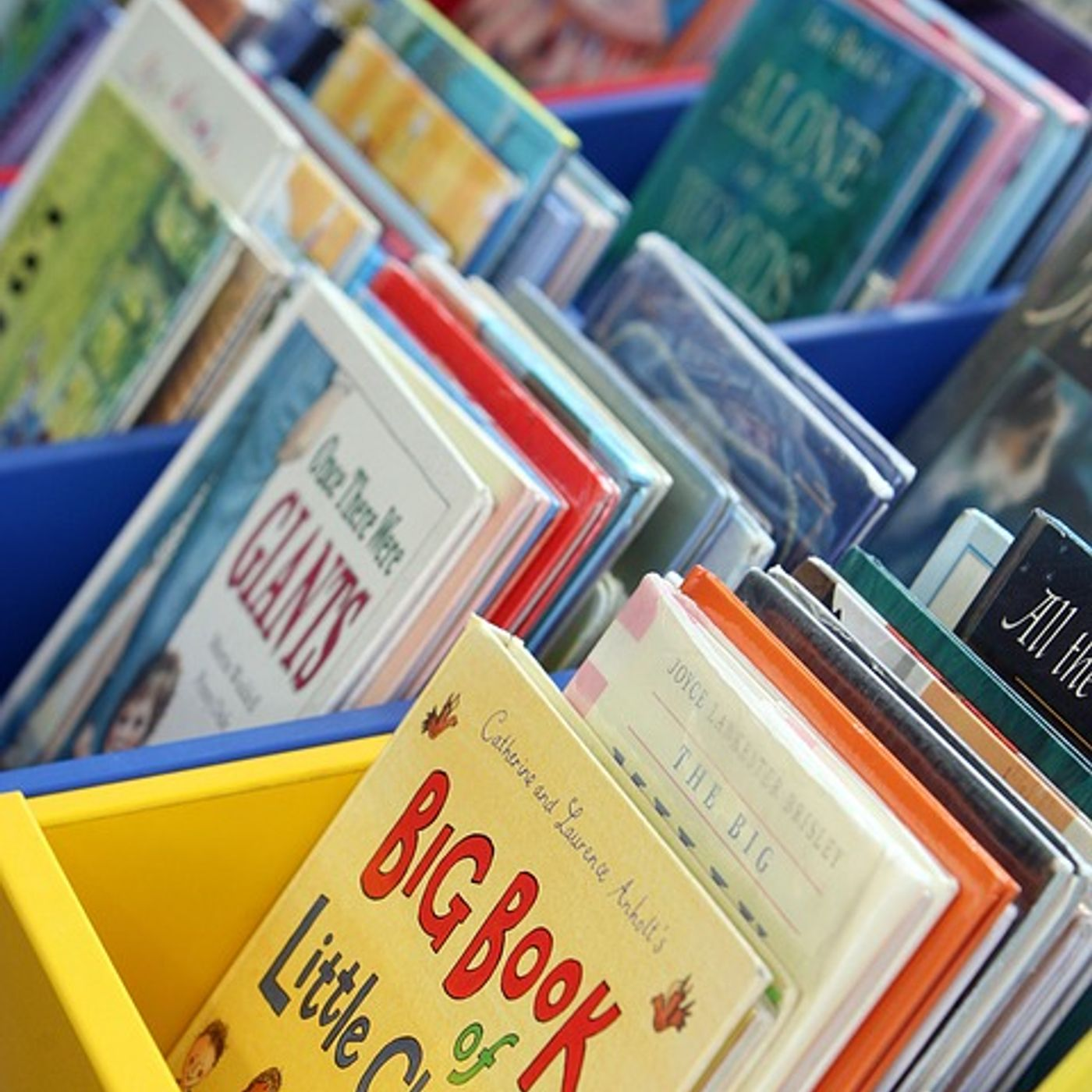 The Explore Book Mobile Will Hit The Road With 4,000 Books Thanks To Kares 4 Kids