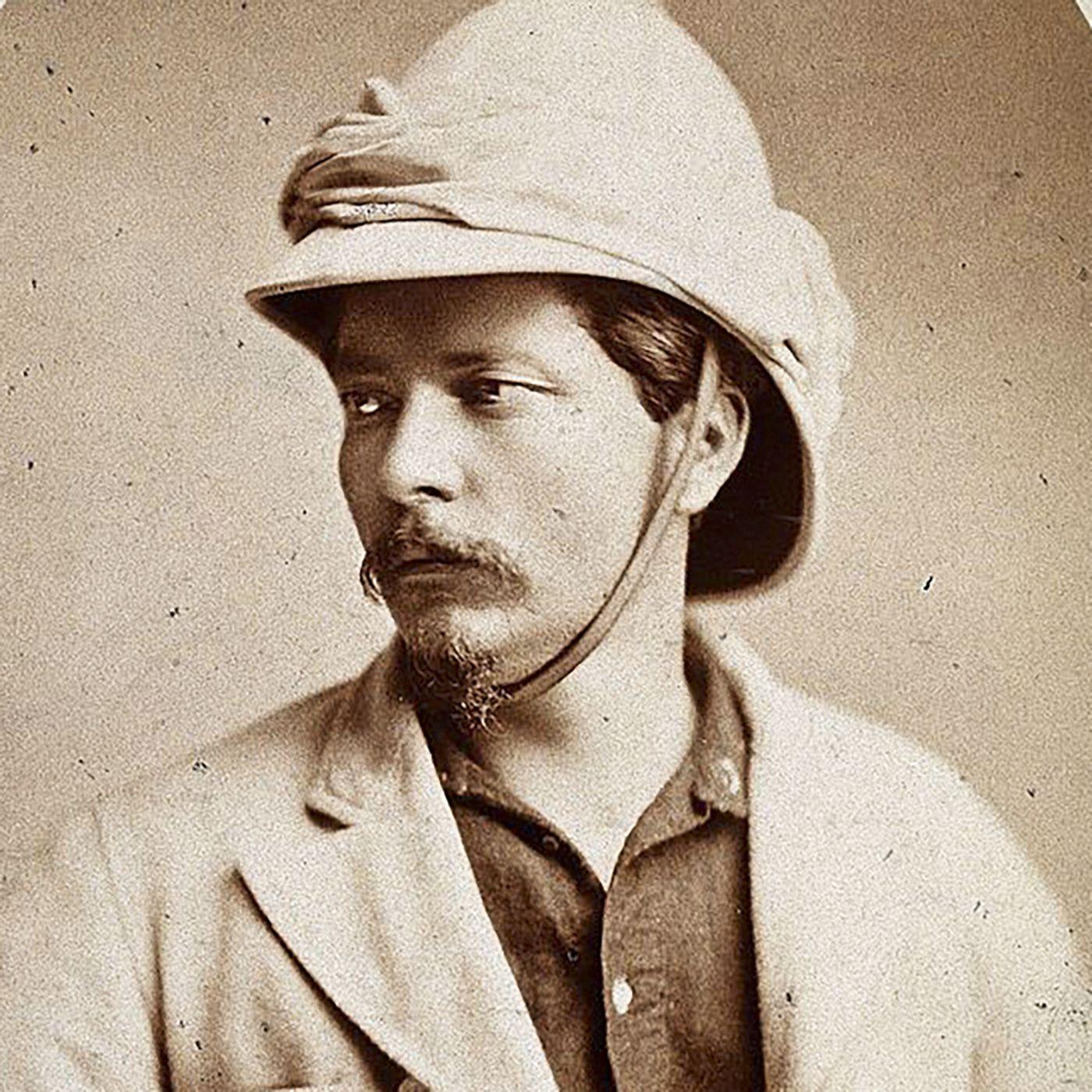 """S4E4. Henry Morton Stanley: """"Dr. Livingstone - I presume?"""""""