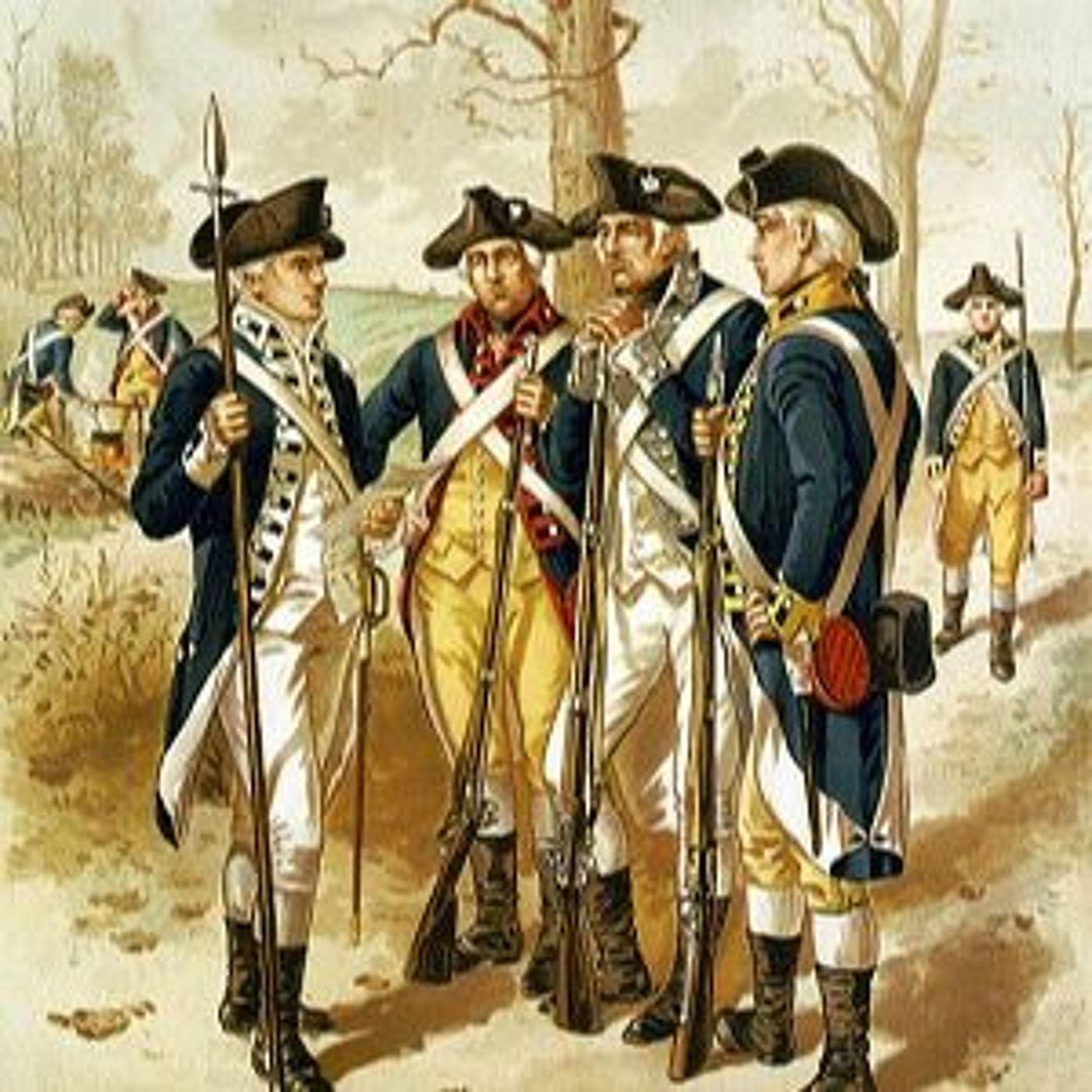 Ep. 45 - Revolutionary War Uniforms