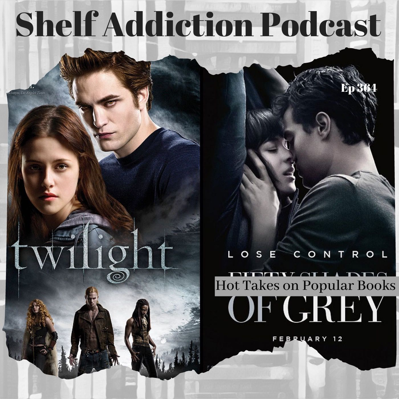 Hot Takes on Popular Books: Twilight & Fifty Shades of Grey | Book Chat
