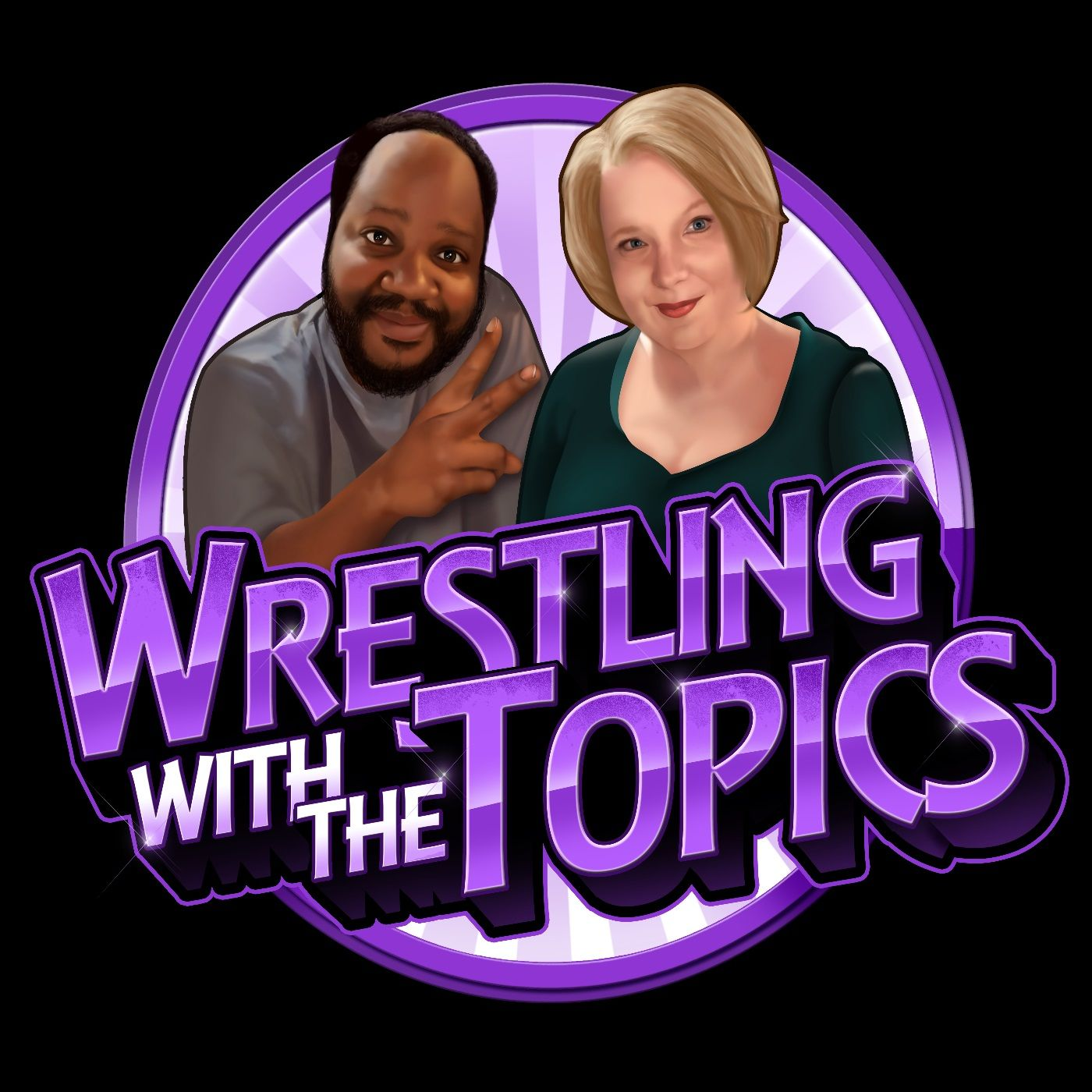 Still a ways to go...Falcon and the Winter Soilder: WRESTLING with the Topics 4/25/2021
