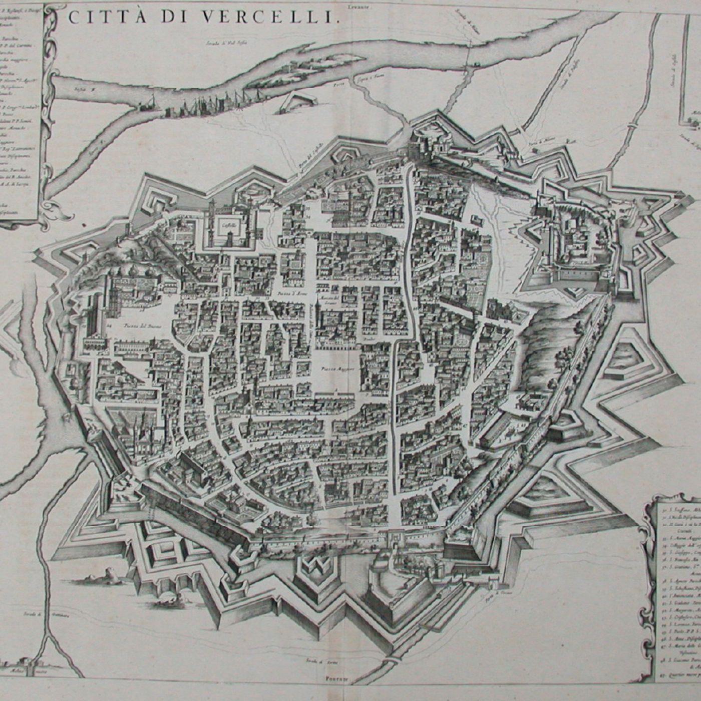 I Segreti della Vercelli Medievale - ExtraBarbero (Vercelli, 2020)
