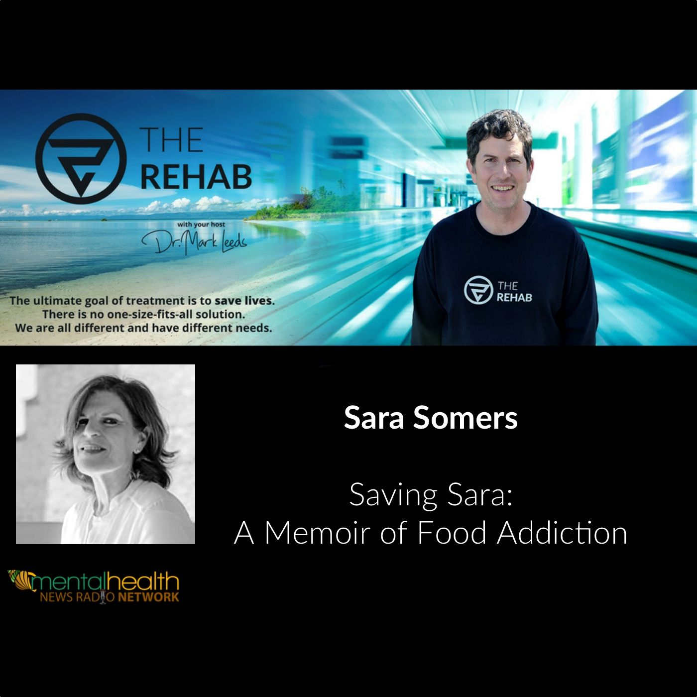 "Sara Somers, Author of ""Saving Sara: A Memoir of Food Addiction"", On Greysheeters Anonymous"