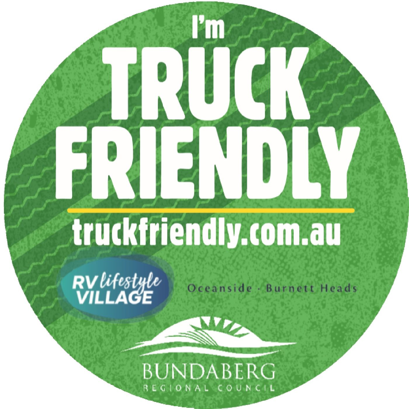 Truck Friendly Program Update - Ken Wilson