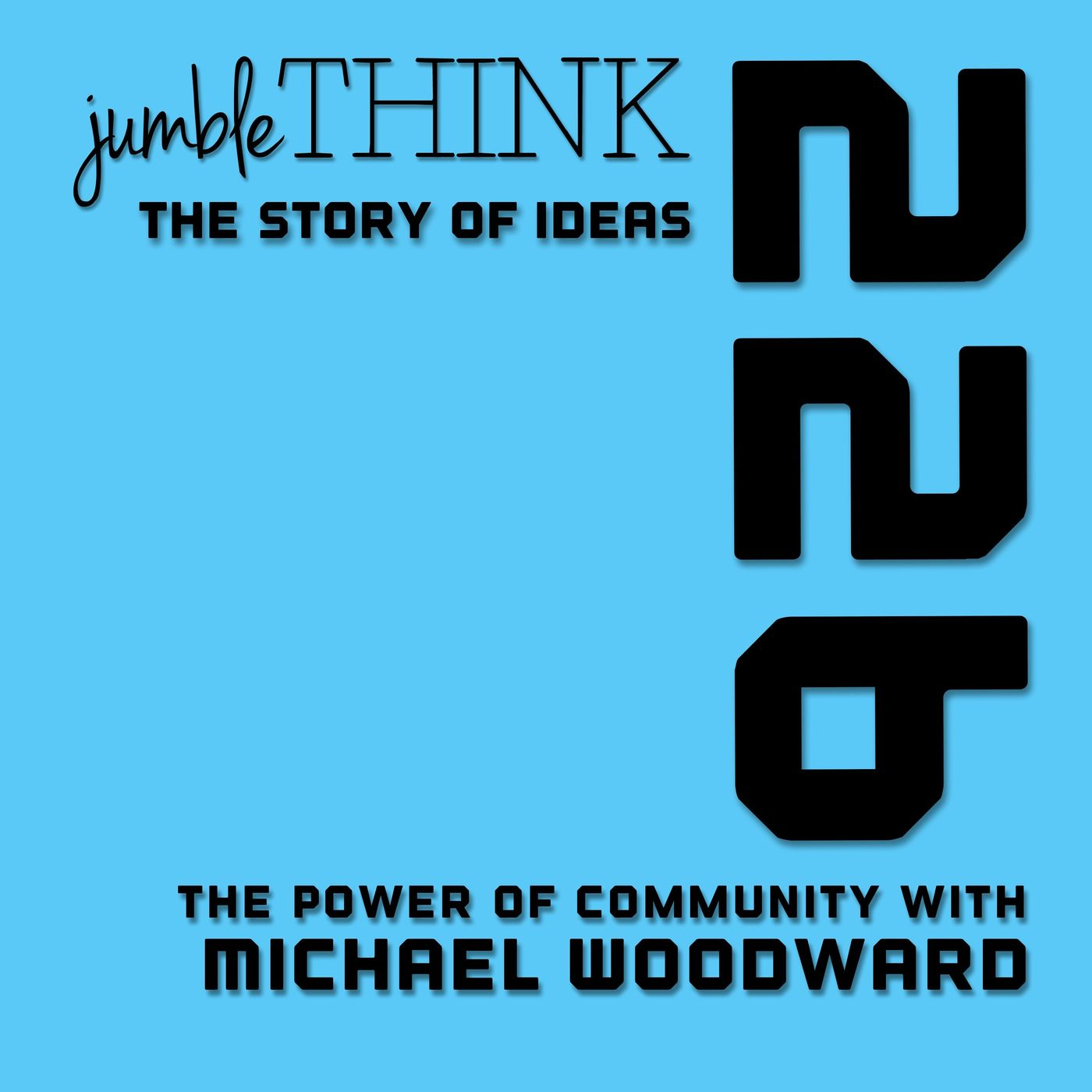 The Power of Community with Michael Woodward