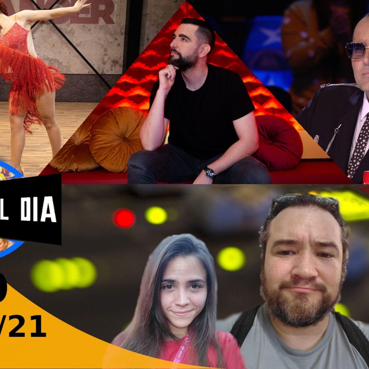Charulata | Got Talent | The dancer | Ponte al día 430 (16/04/21)