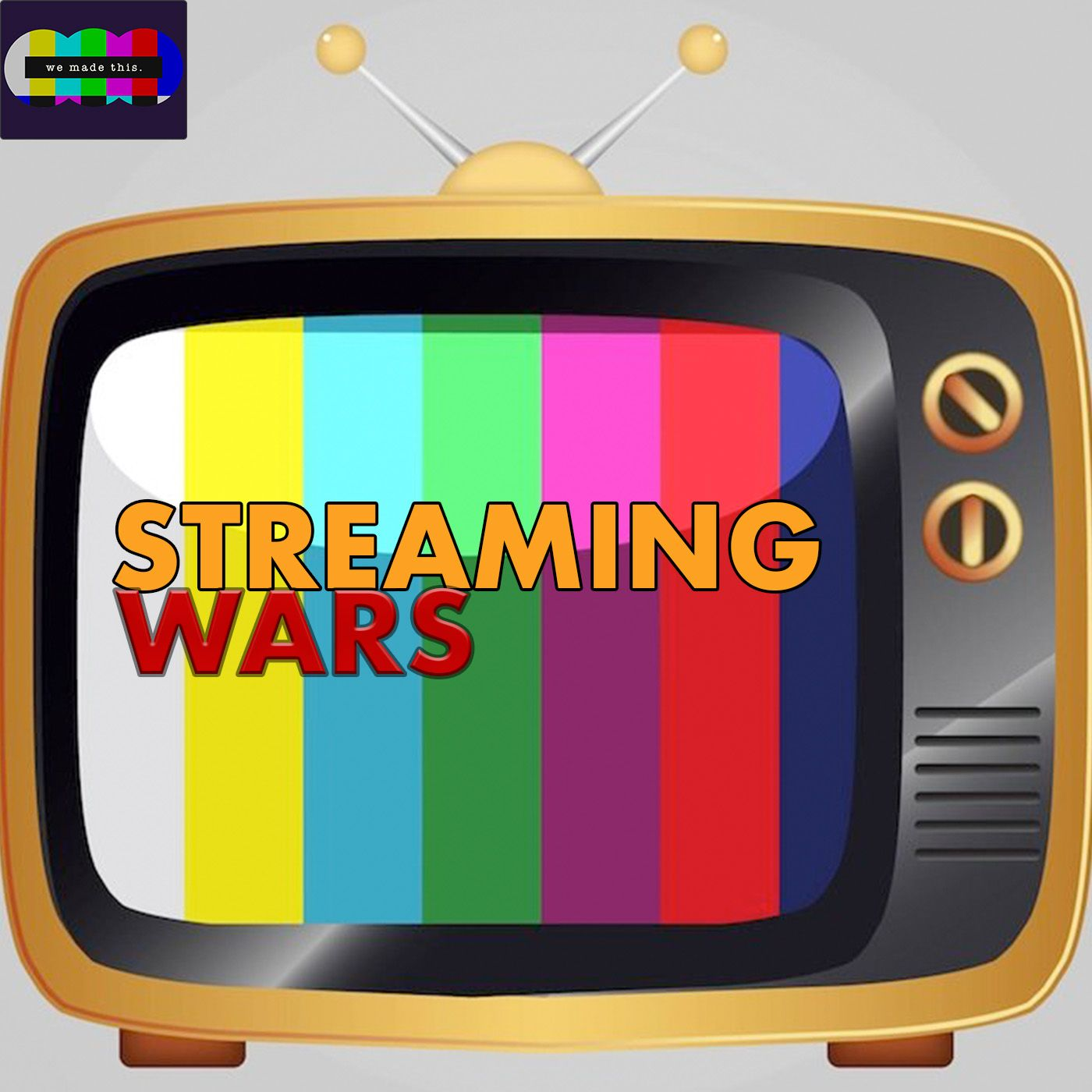 STREAMING WARS - The Witcher / Doctor Who / Dracula