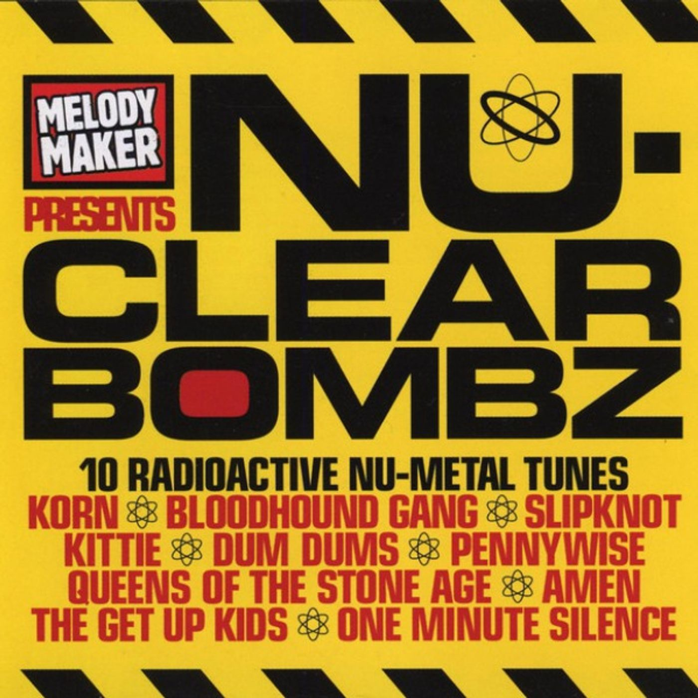 Free With This Months Issue 4 - Sarah Daniels  selects Melody Maker Nu Clear Bombz
