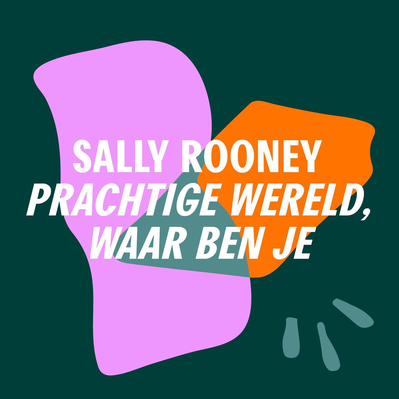 S5 #7 - Millennialliteratuur   Sally Rooney - Prachtige wereld, waar ben je