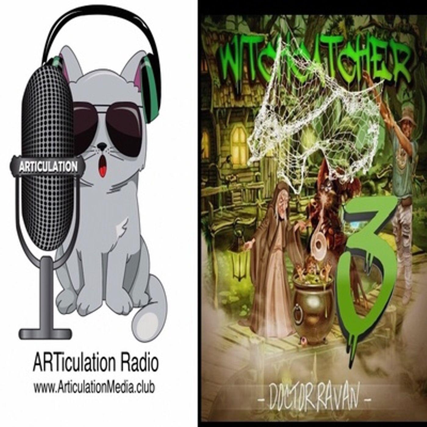 ARTiculation Radio — CONSCIOUS HIP-HOP CONSCIENCE (interview w/ Doctor Ravan)