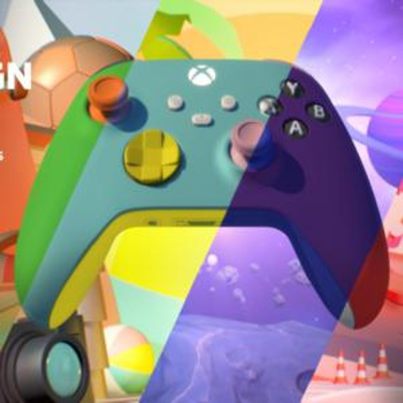Crea tu propio control de Xbox