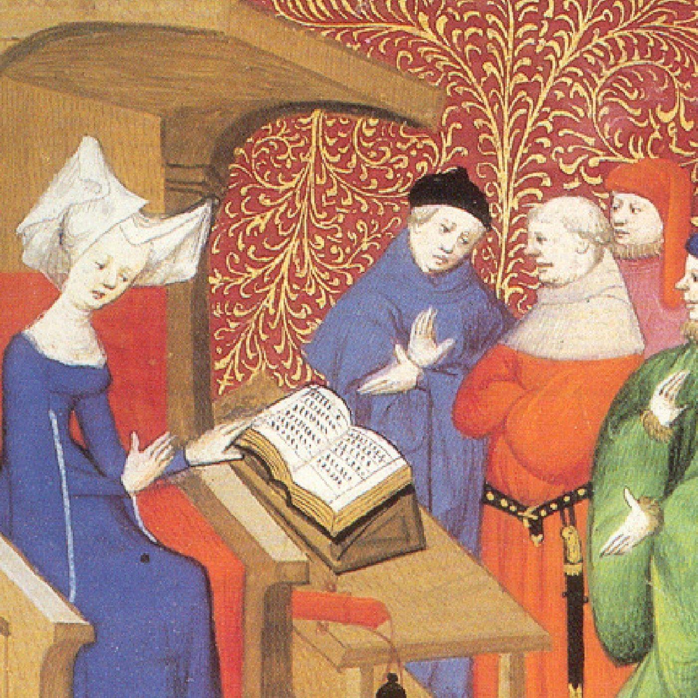 Christine de Pizan - Come pensava una donna nel Medioevo? (Sarzana, 2012 #2) [VERSIONE CORRETTA]