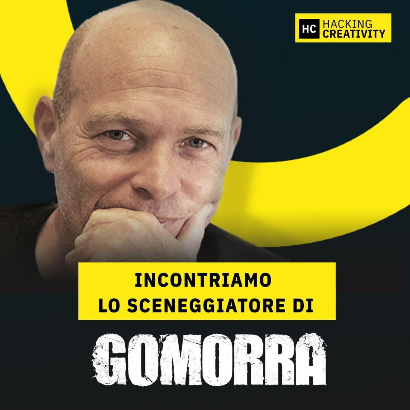 33 - Incontriamo lo sceneggiatore di Gomorra, The New Pope e ZeroZeroZero