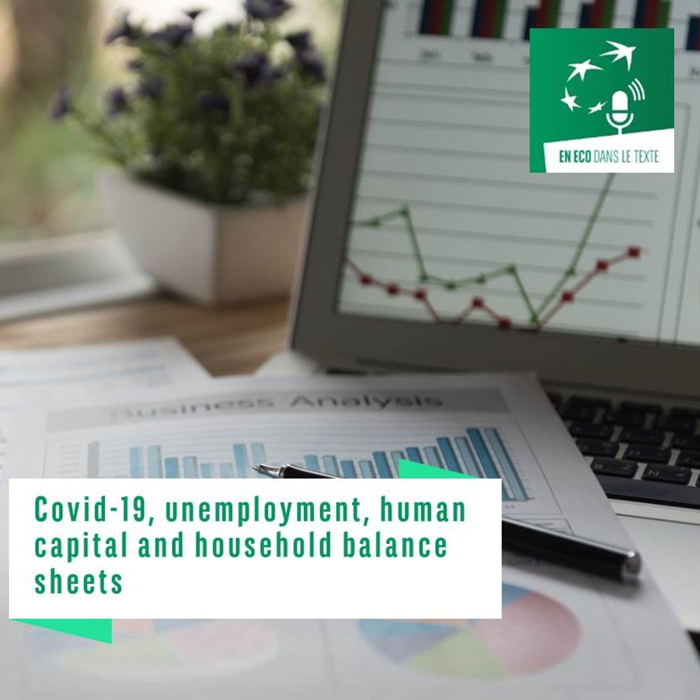 Covid-19, unemployment, human capital and households' balance sheet