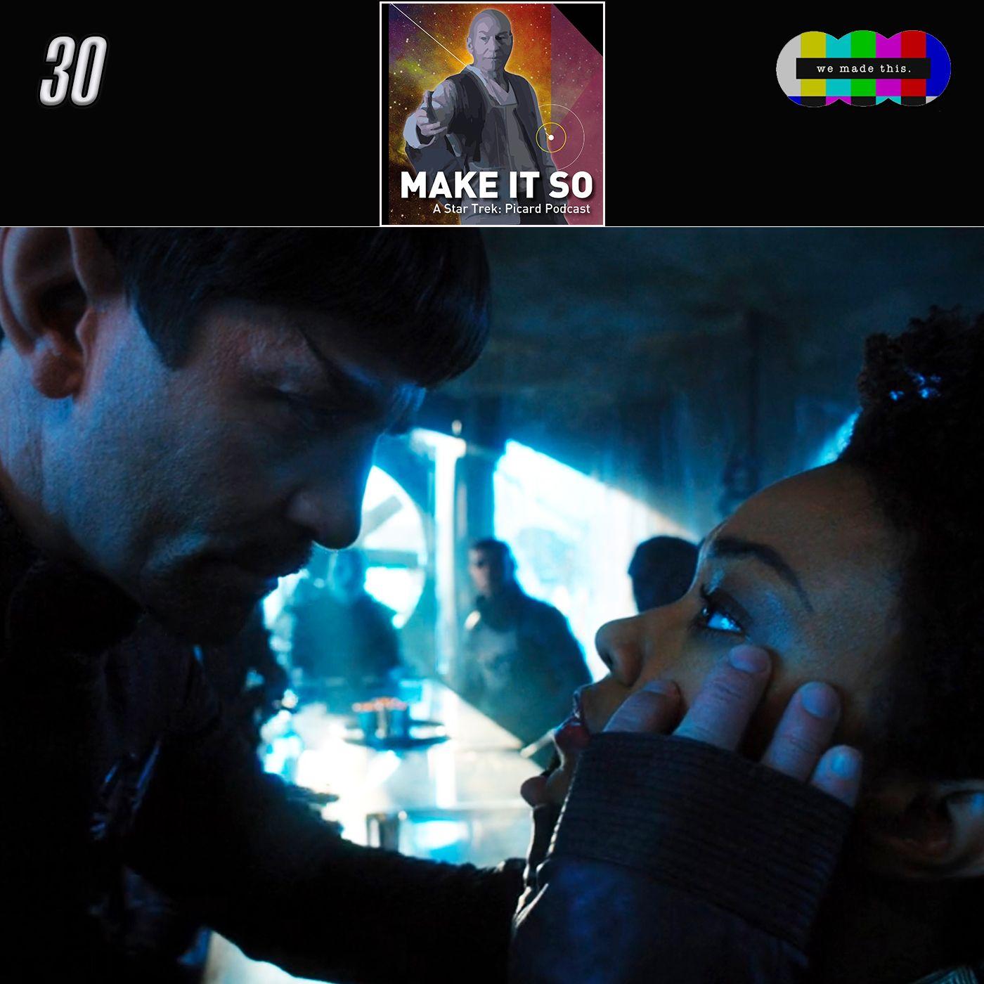 30. Star Trek: Discovery 1x11 - The Wolf Inside