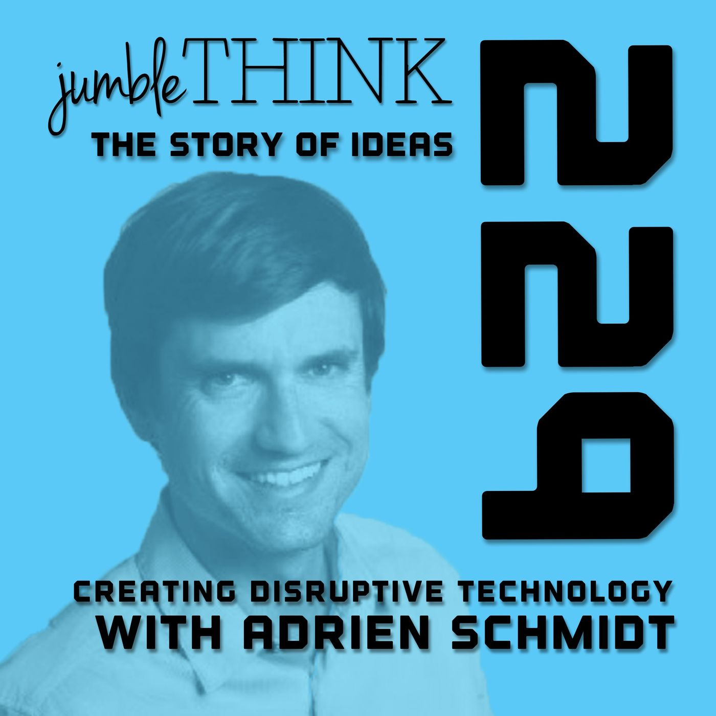 Creating Disruptive Technology with Adrien Schmidt