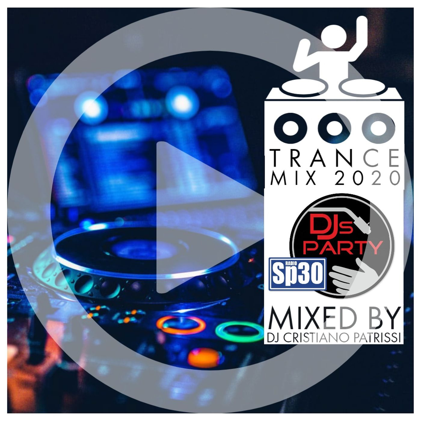 #djsparty - ST.2 EP.24 - Trance Music #3