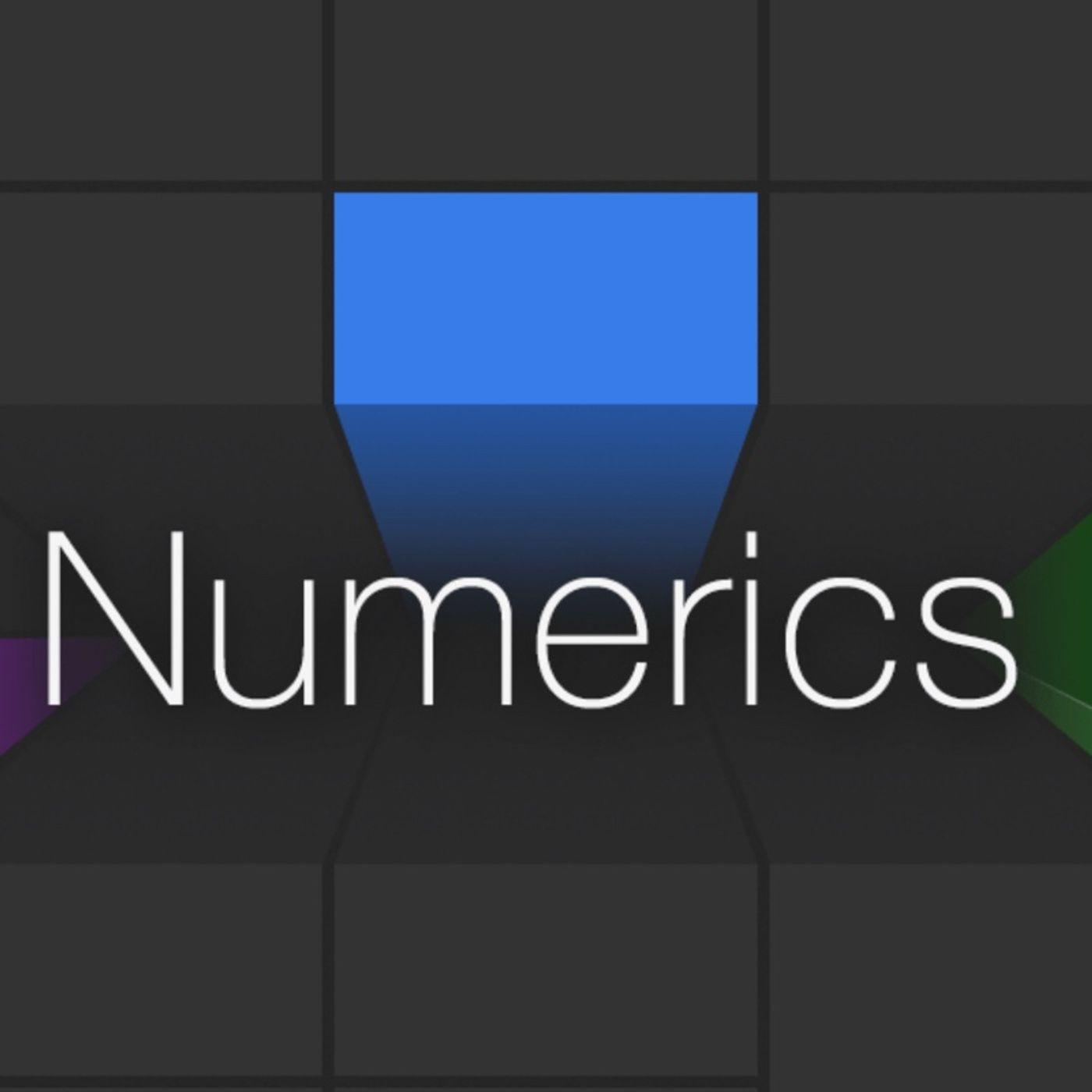 Hablemos de números (numerics app)