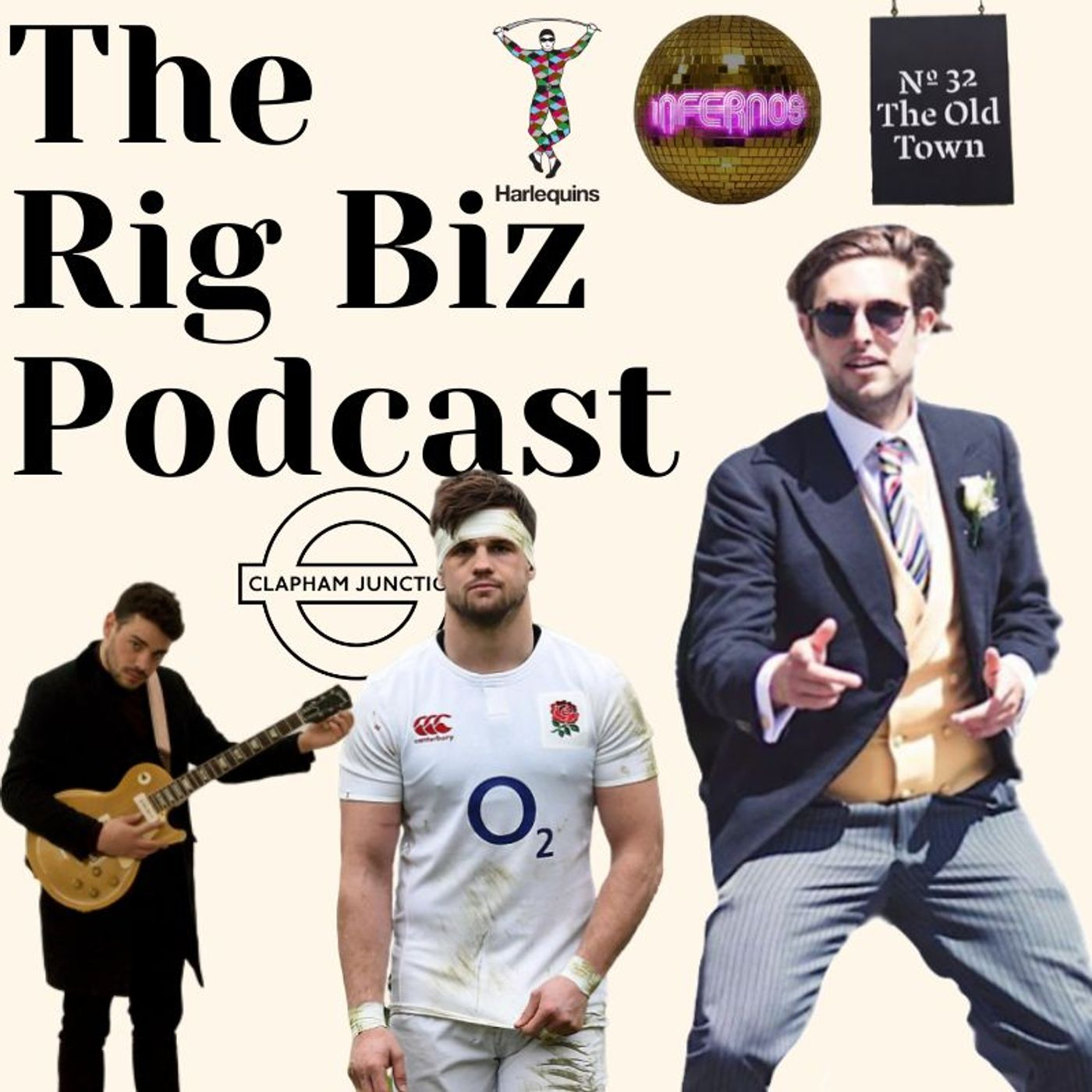 The Rig Biz - Episode 8 - Jack Clifford Interview - Archie's Twickers Day Out - Coronavirus Advice