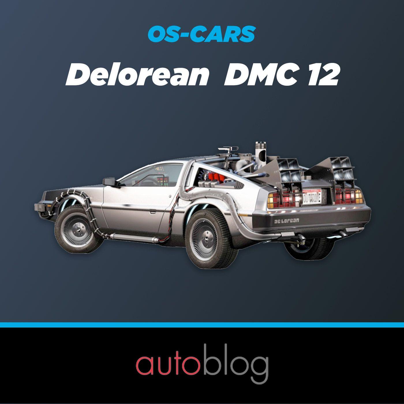 Ep.4 DeLorean DMC12