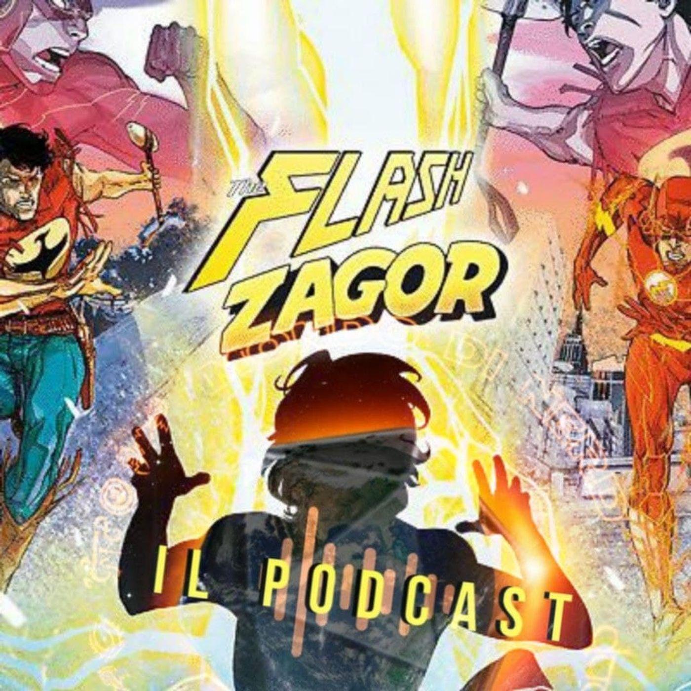 ep. 37 - Flash/Zagor (Due chiacchiere con Mauro Uzzeo e Giovanni Masi)