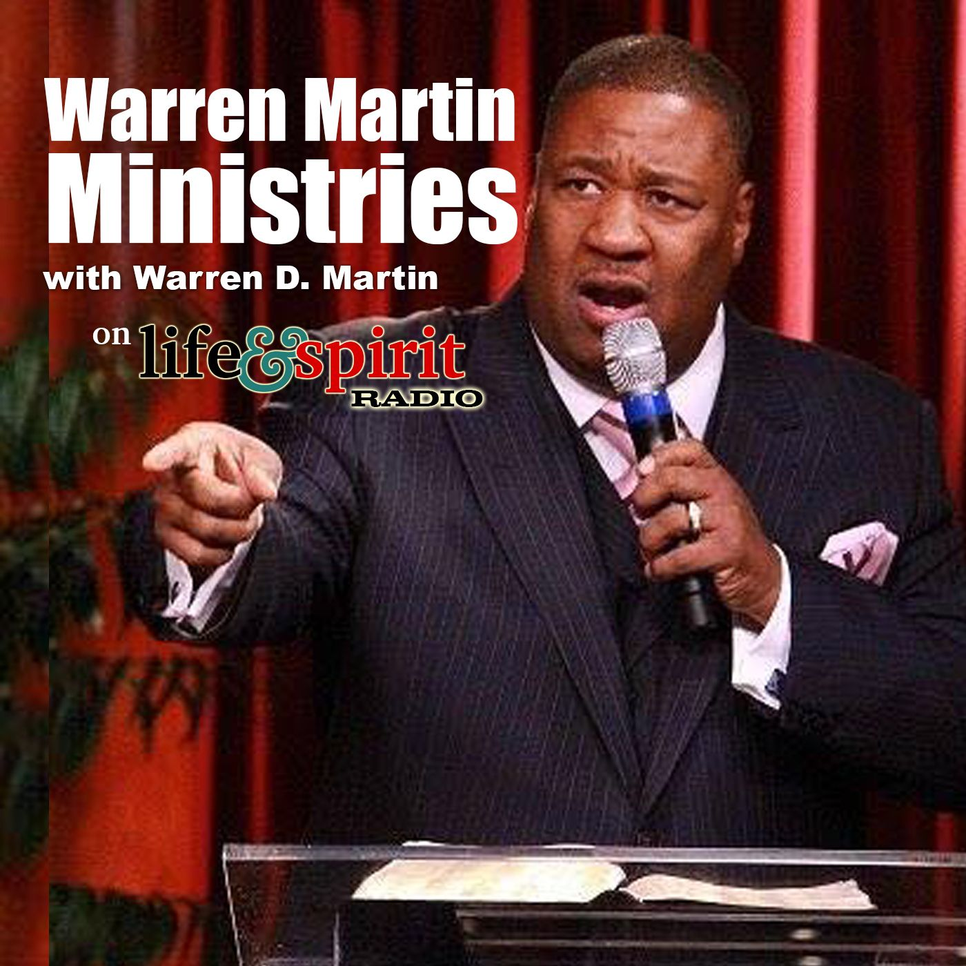 Warren Martin Ministries - Fresh Oil