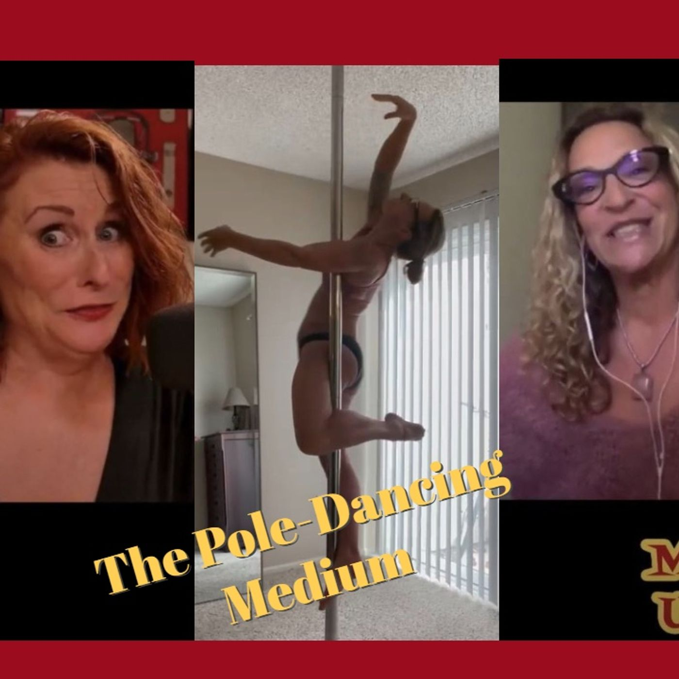 Meet the Pole Dancing Medium Amy White