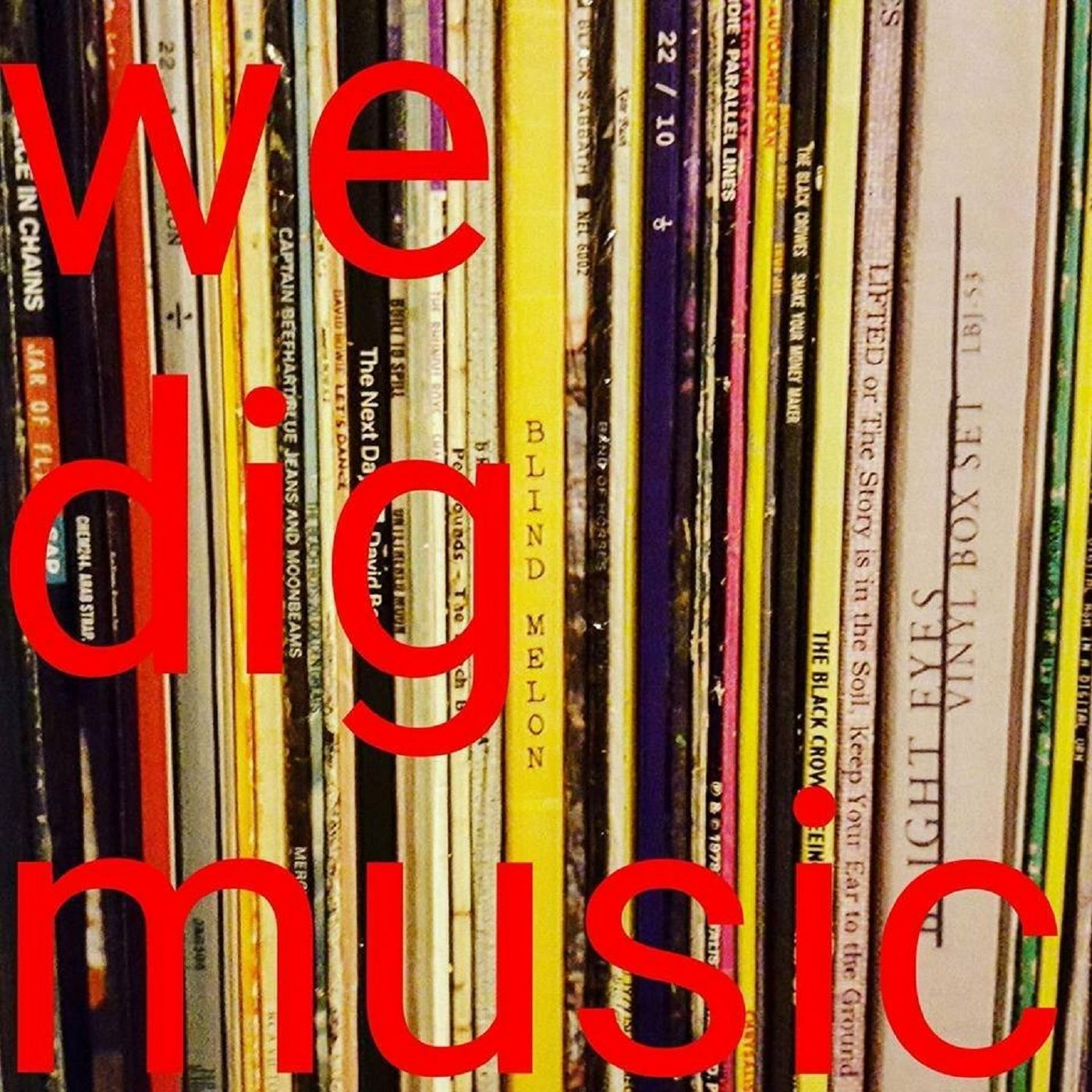 We Dig Music - Series 1 Episode 22