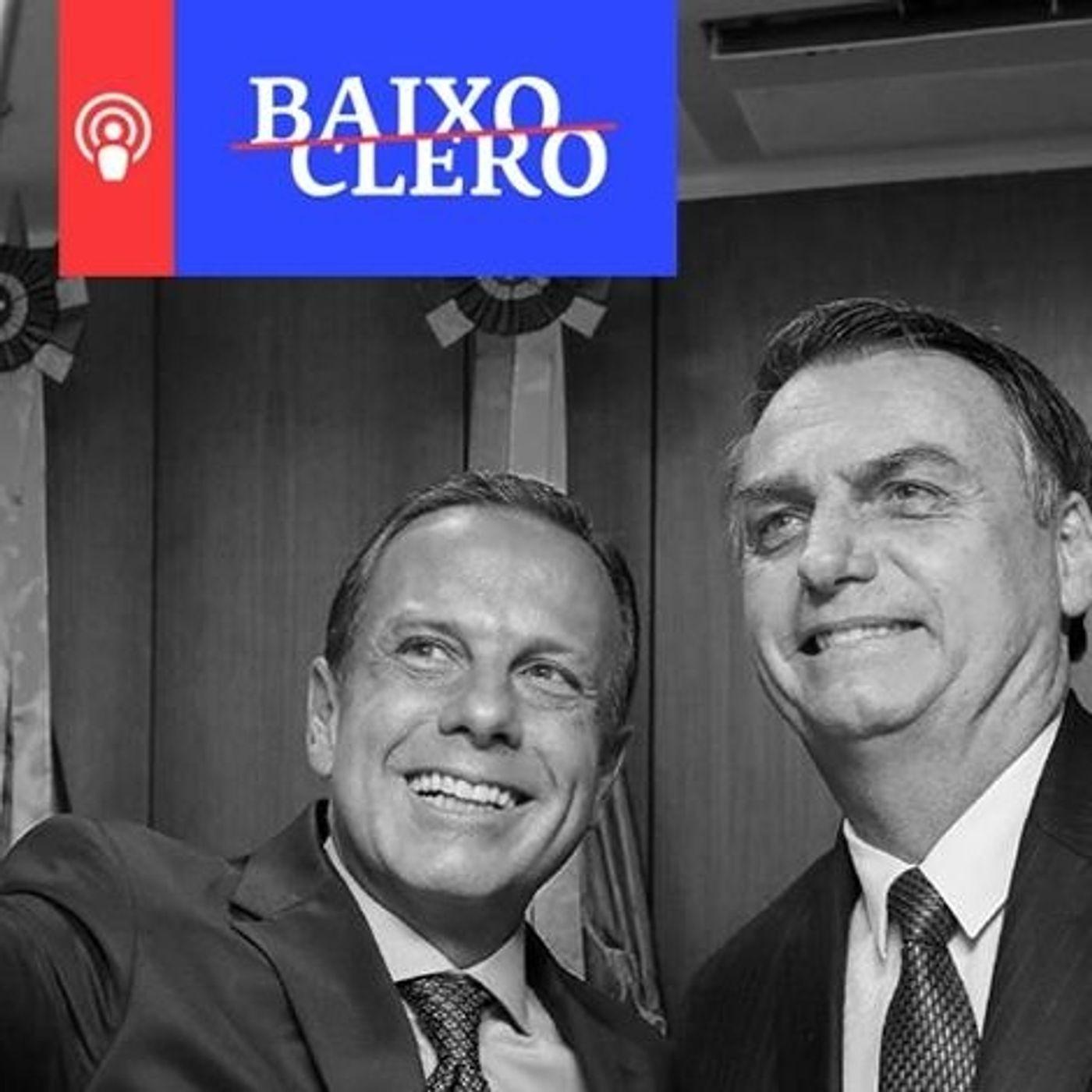 #10: Bolsonaro desgasta rivais e a si próprio ao antecipar 2022