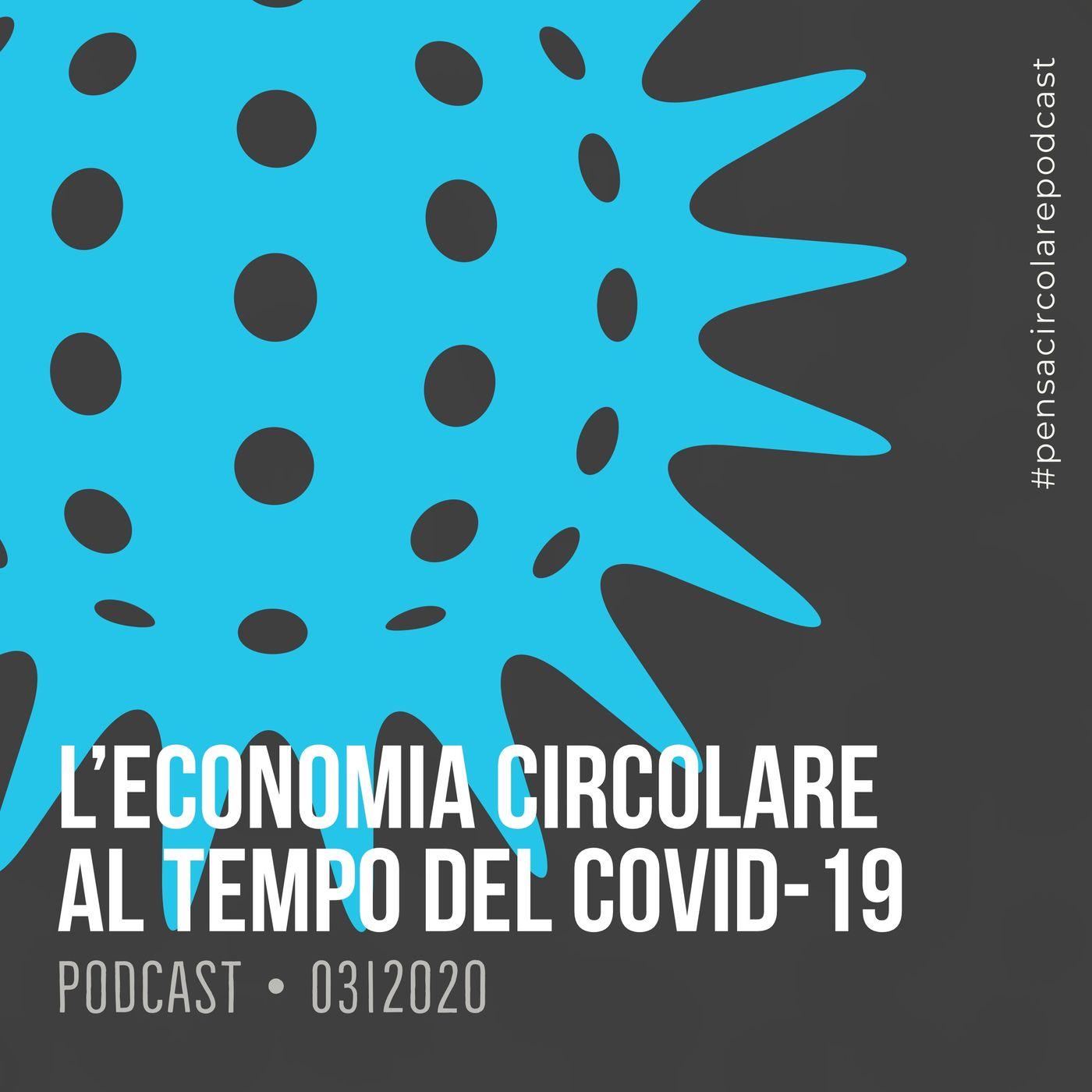 """Puntata 9 - """"ECONOMIA CIRCOLARE AL TEMPO DEL COVID-19 - Riflessioni e visioni"""" - CSR"""
