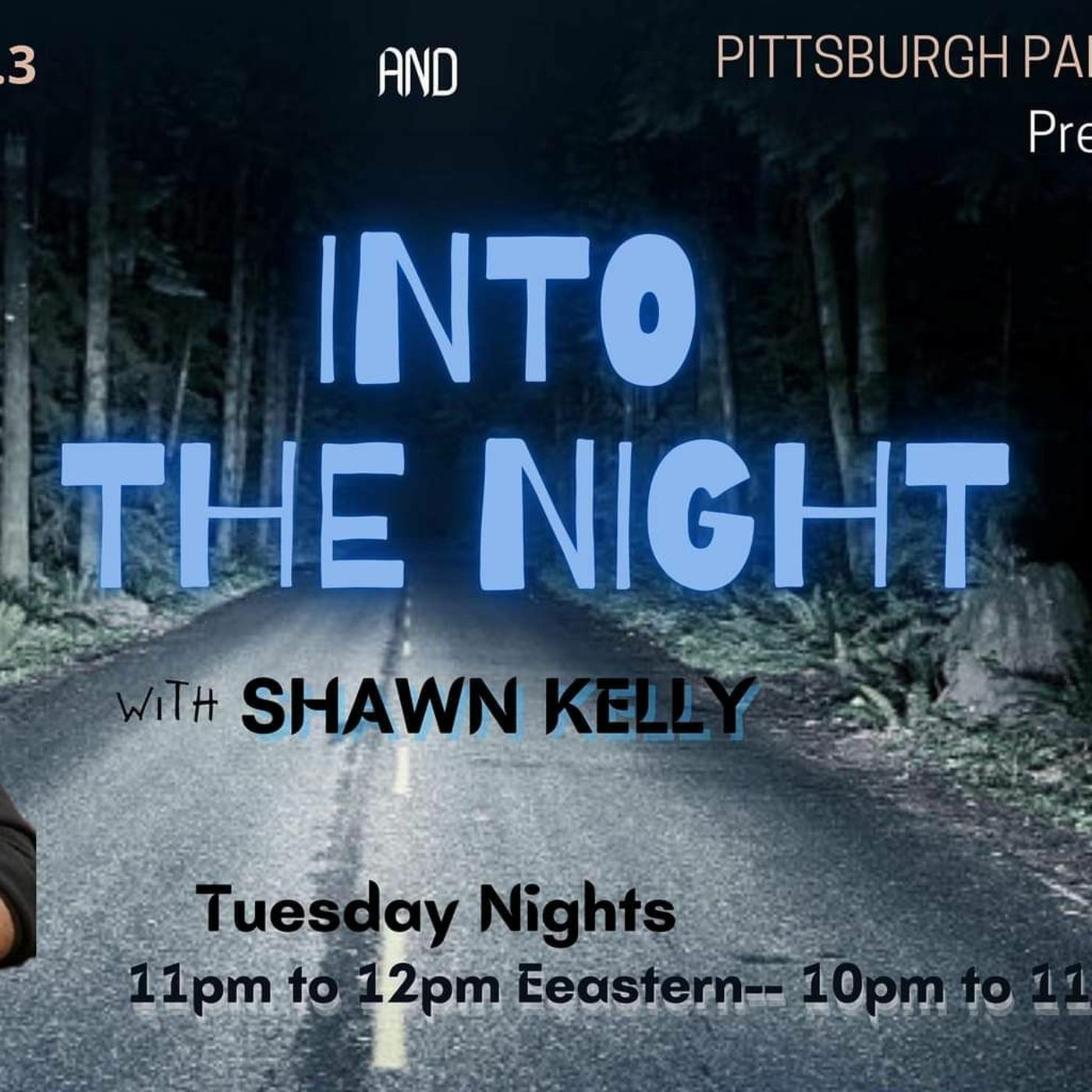 In To The Night W  Shawn Kelly September 21 2021