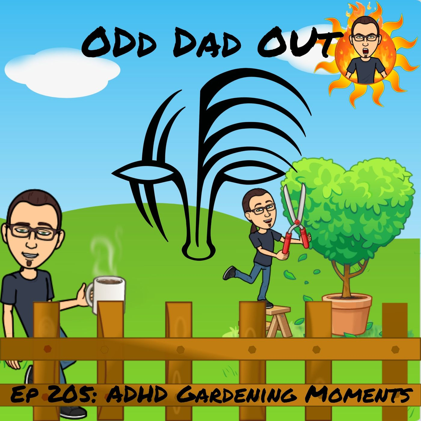 ADHD Gardening Moments: ODO 205