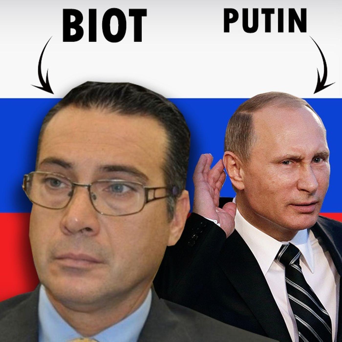 """Spionaggio russo in Italia: la morale del """"Caso Biot"""""""