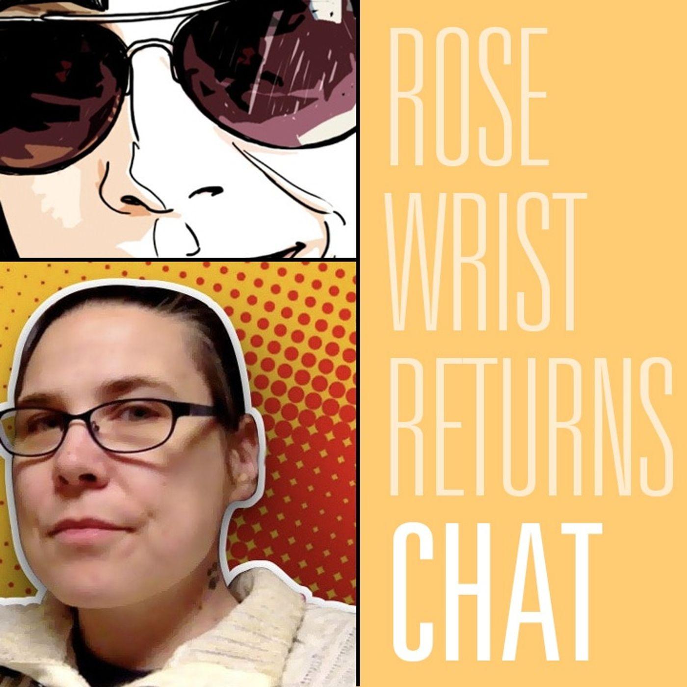 Progressive Streamer Rose Wrist Returns to Speak With Alison Tieman   Fireside Chat 187