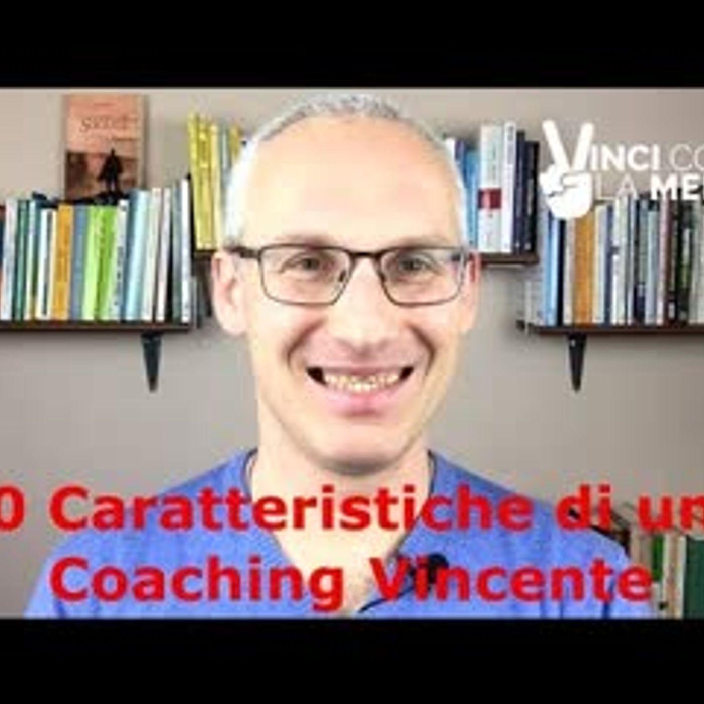 10 caratteristiche di una coaching vincente - Perle di Coaching