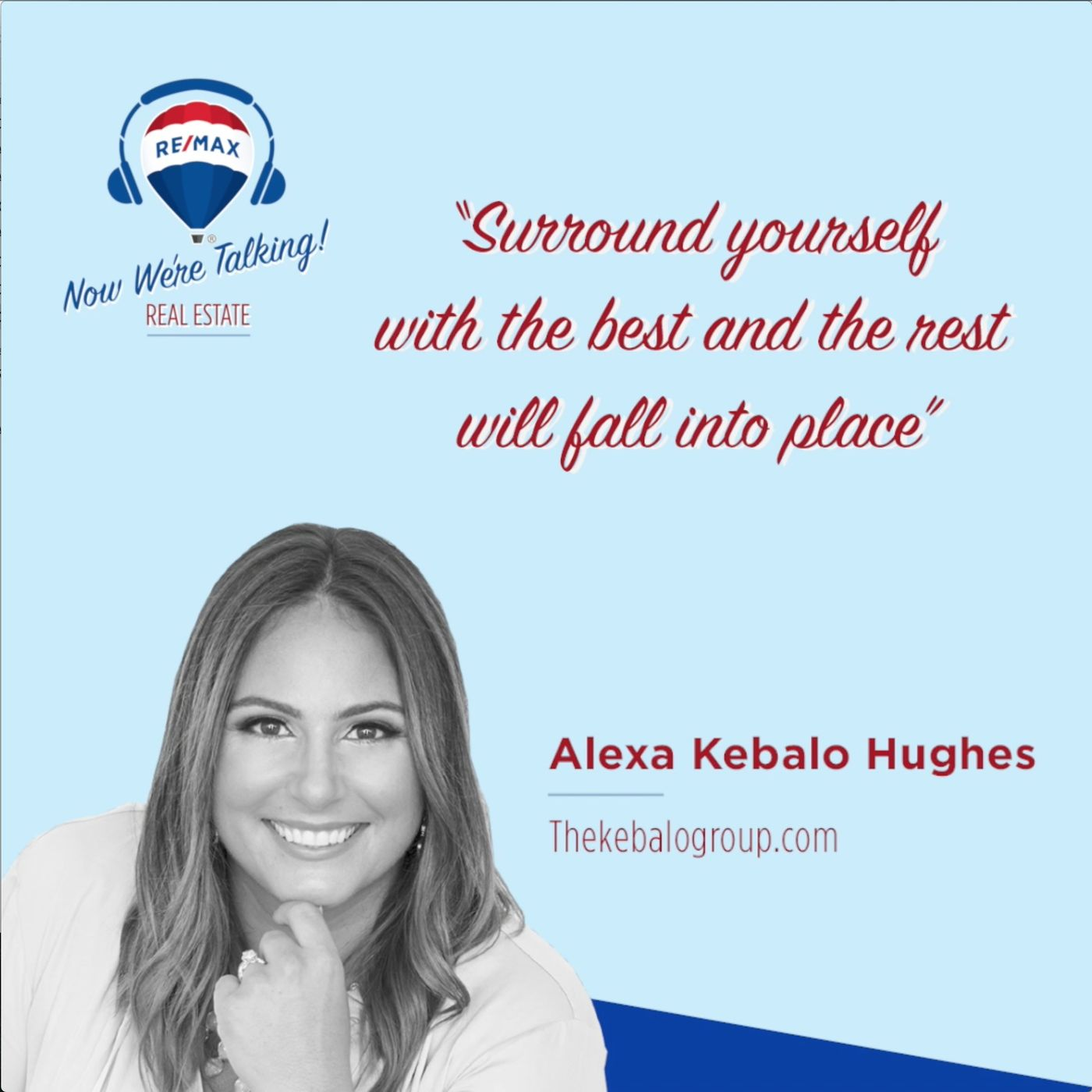 """From No to Go: Challenging Your Comfort Zone with Alexa Kebalo Hughes."""