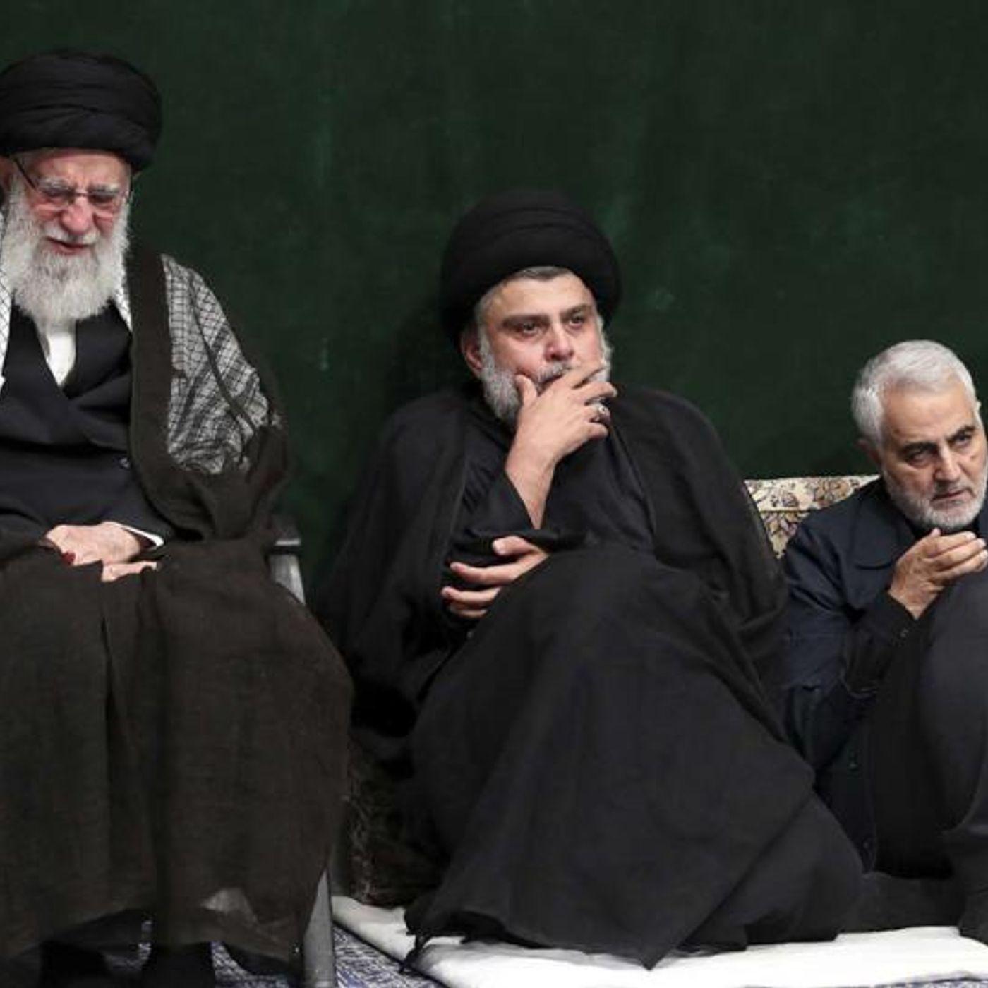 Muqtada al-Sadr IS NEXT DRONE TARGET