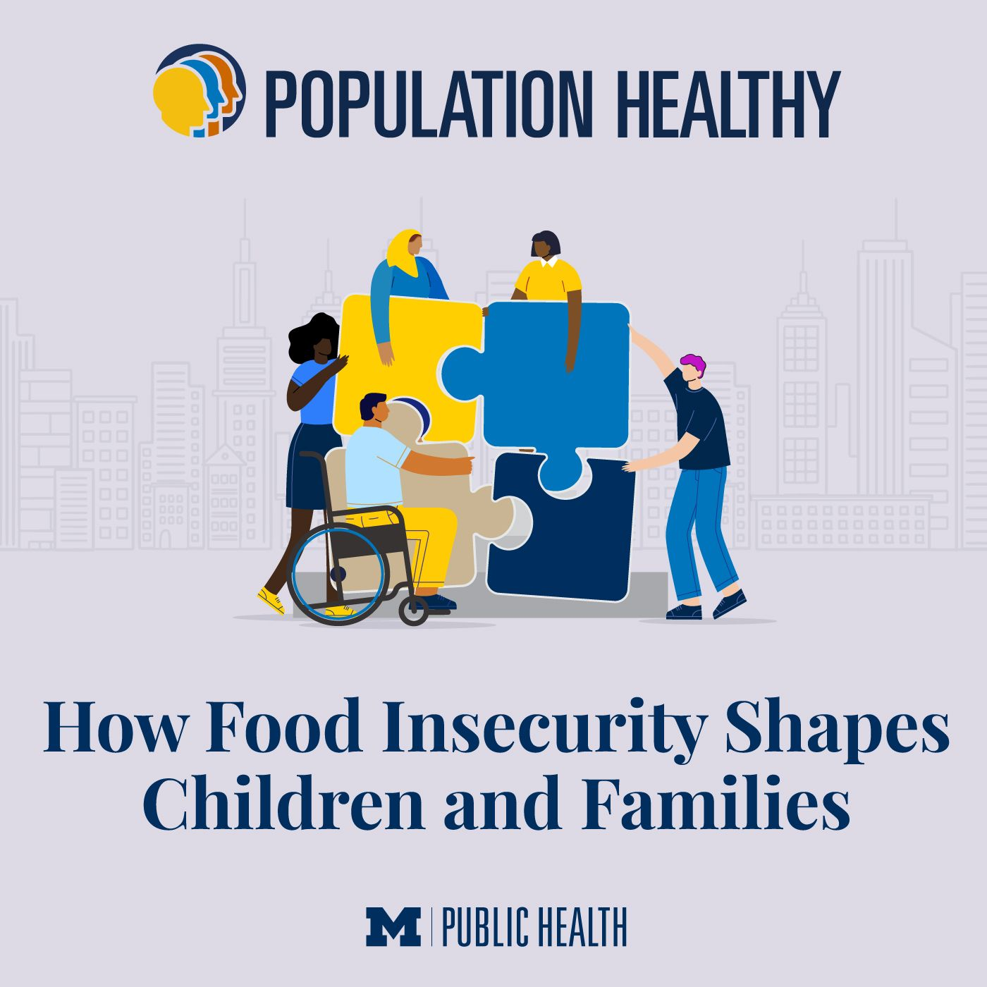 How Food Insecurity Shapes Children and Families