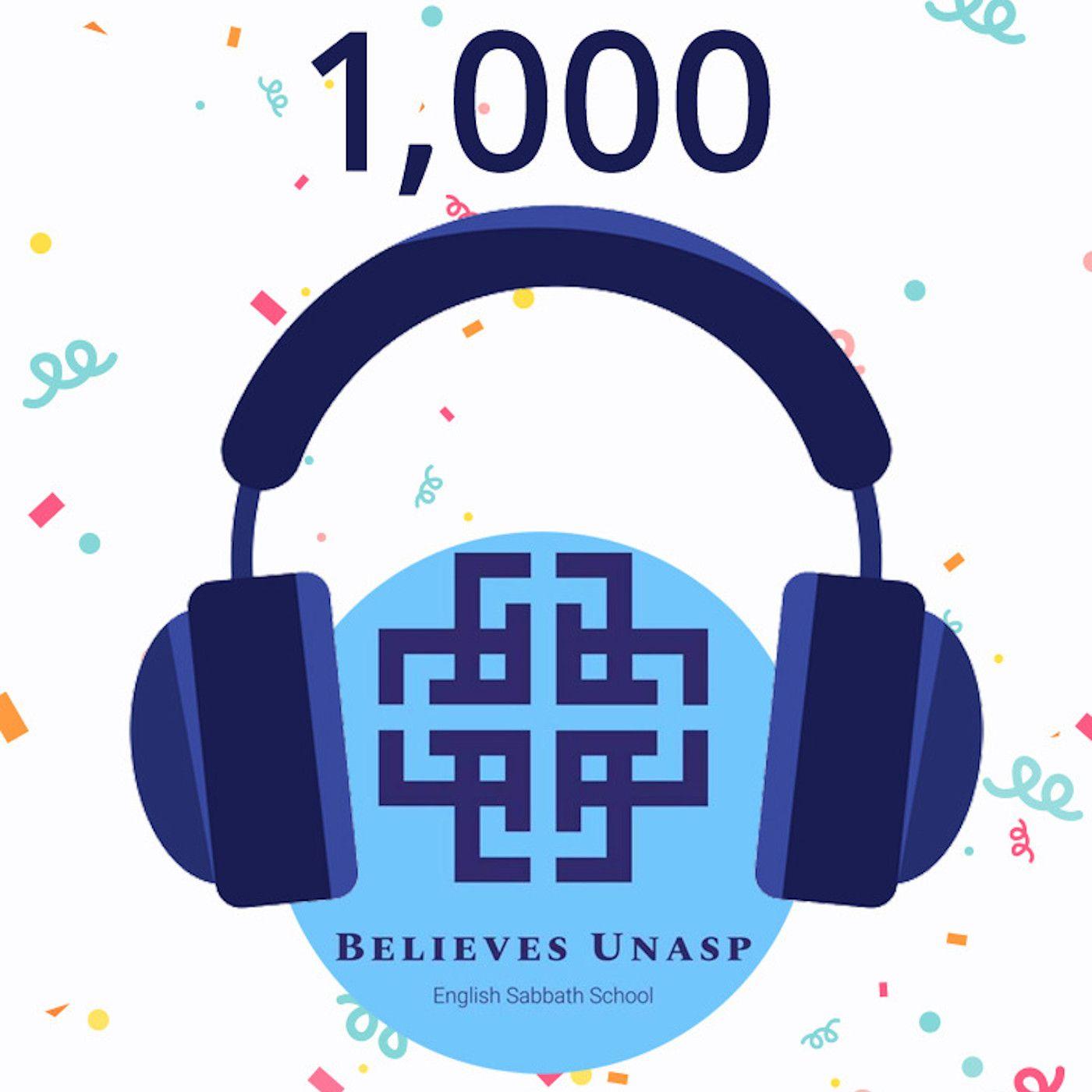 First Thousand Episode Celebration