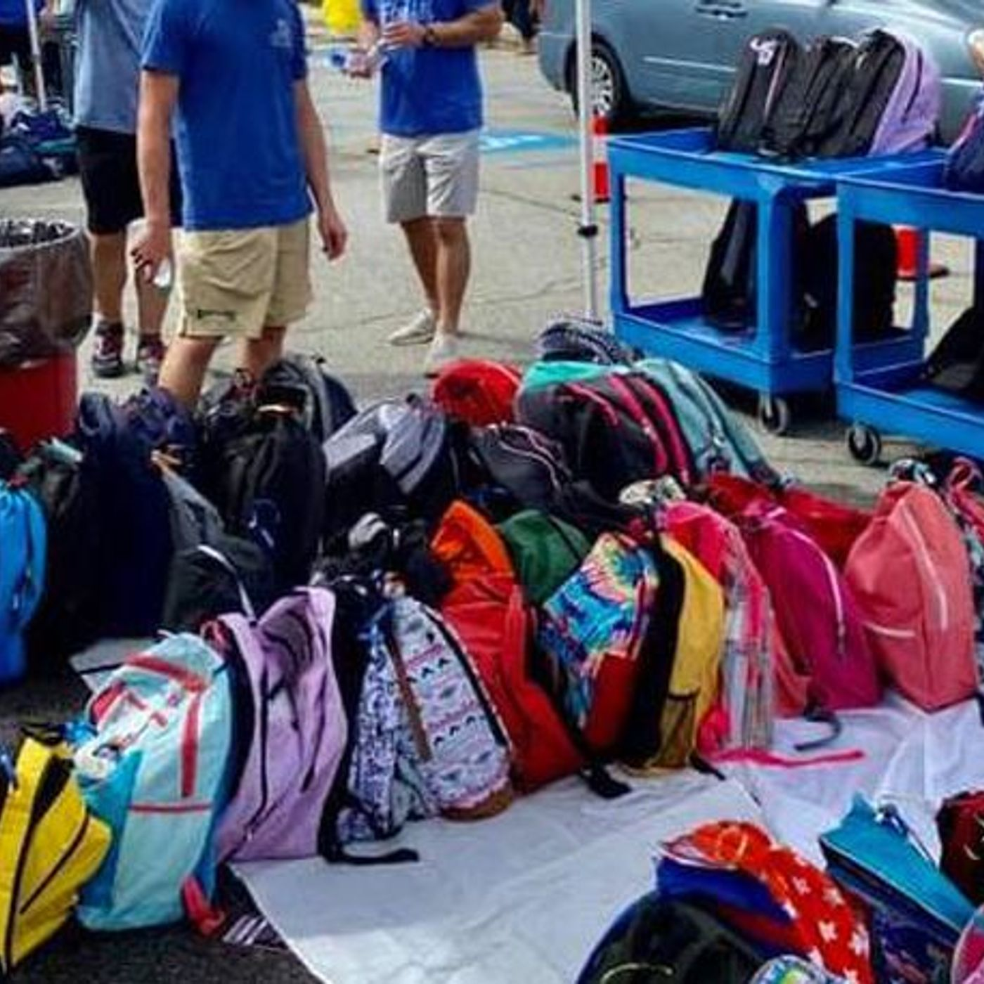 Help Out With School Supplies