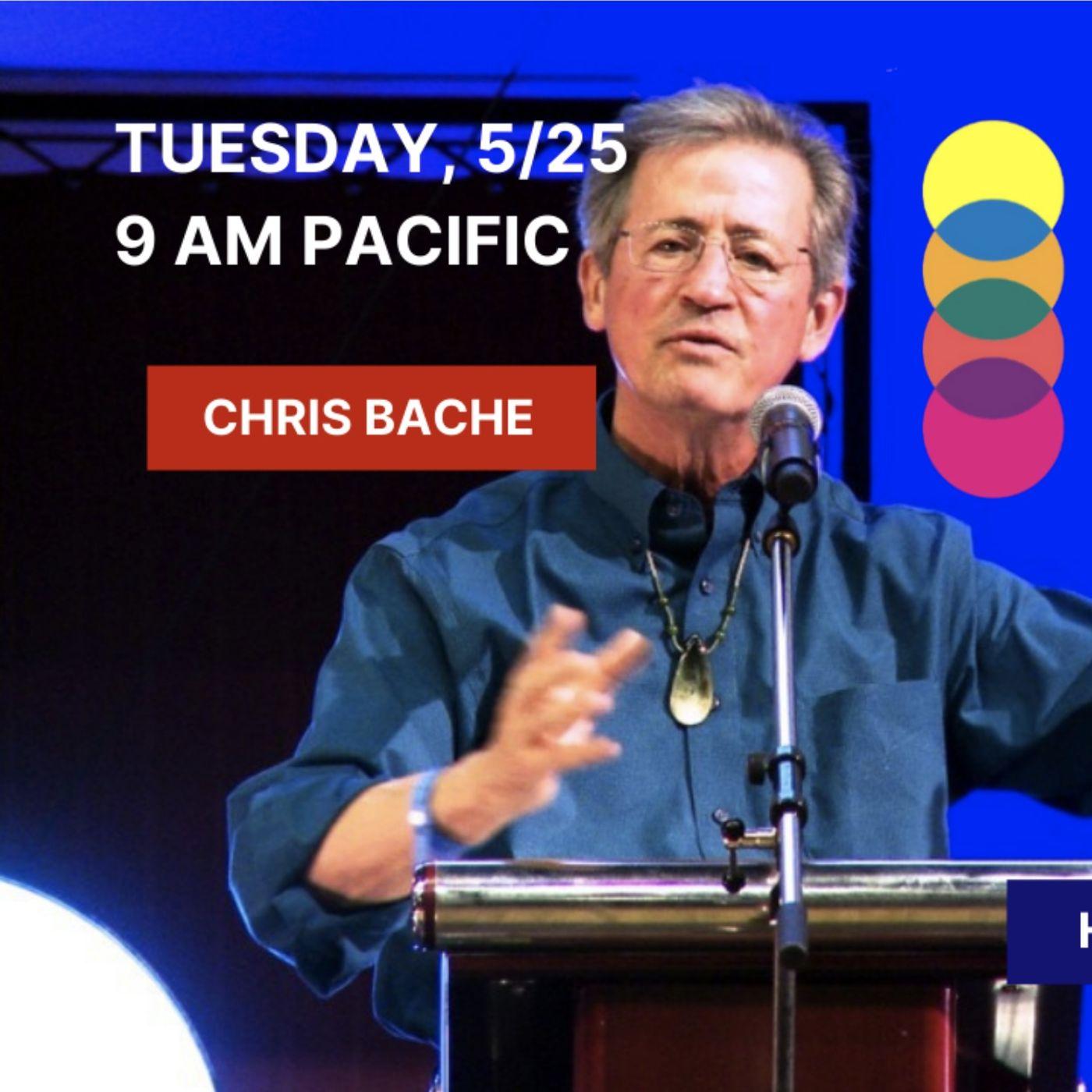 Chris Bache - Mind, Body, Health, and Politics