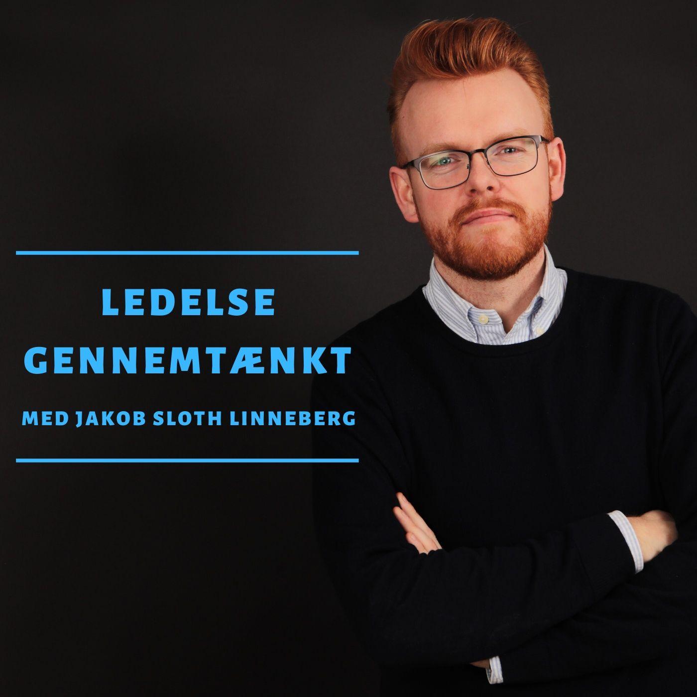Ep. 39 - Rejsen fra iværksætter til leder .. med Andreas Dirksen