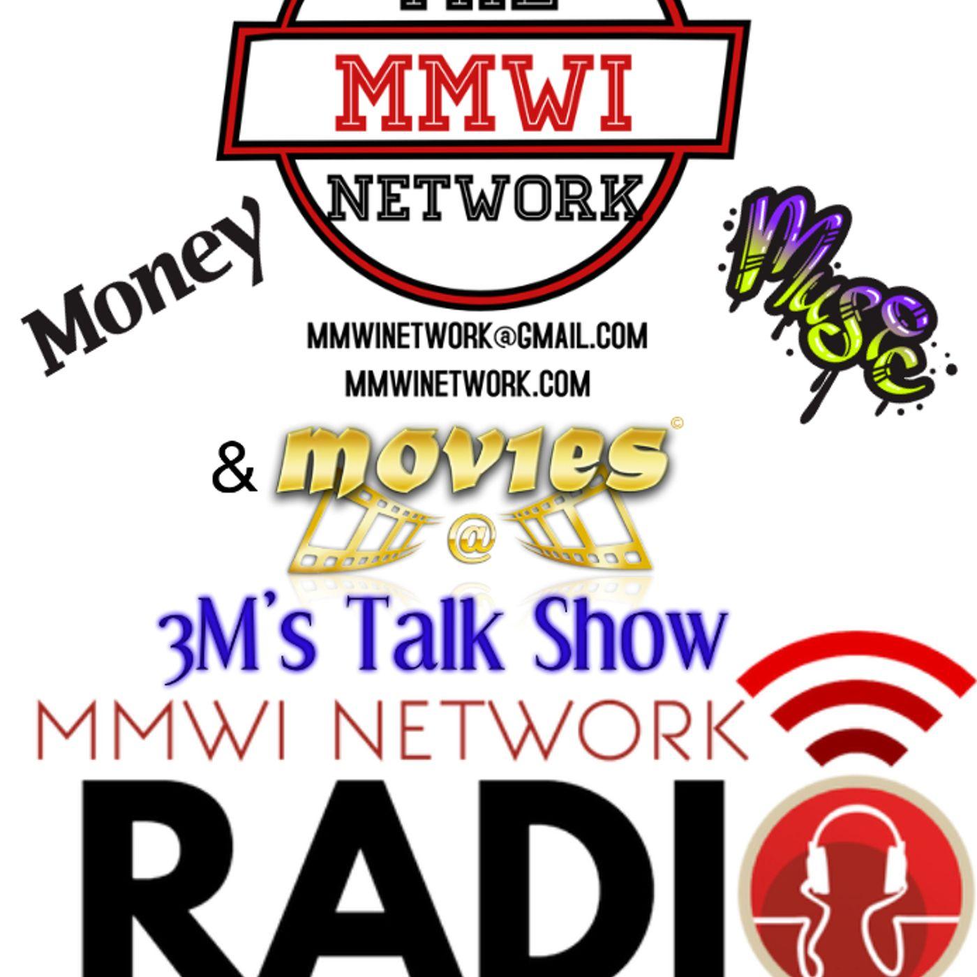 The 3M's Talk Show w/ Minyetta Nelson 10-5-2021