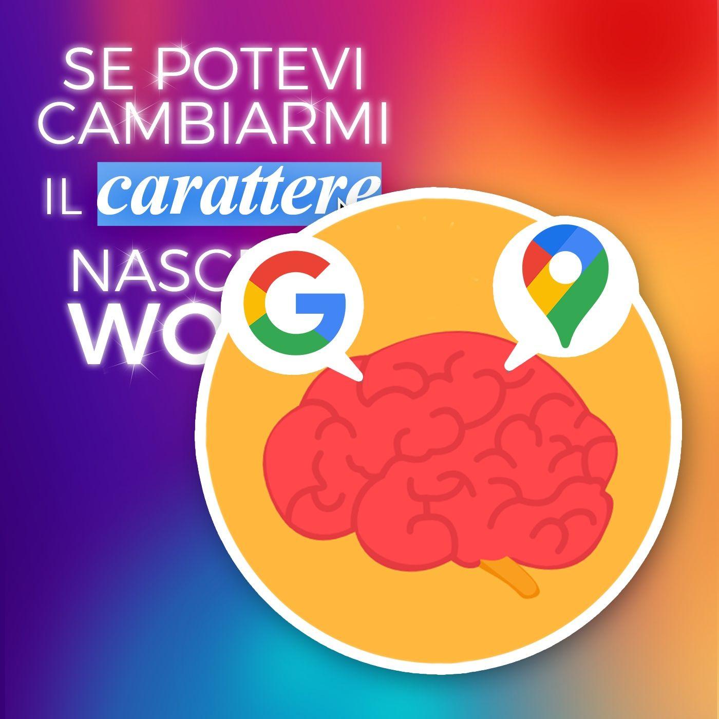 Ep. 91 - Le voci nella mia testa hanno l'algoritmo di google 🧠